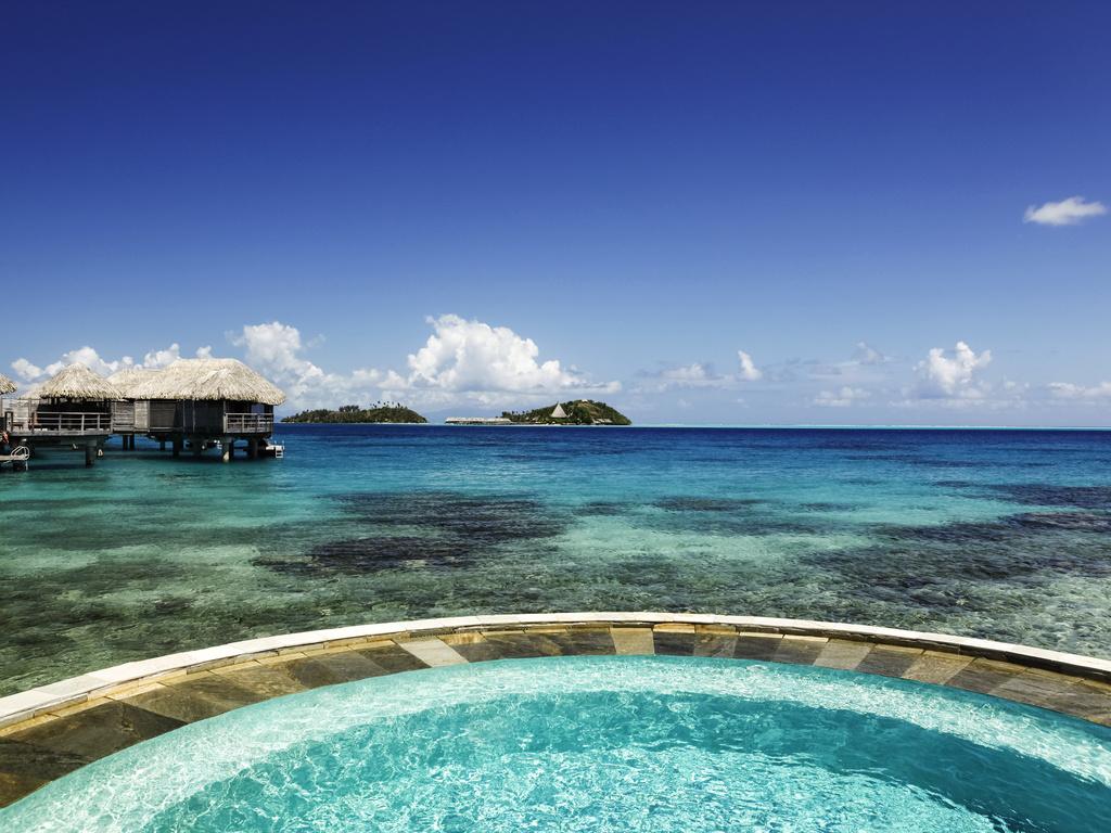 波拉波拉岛酒店