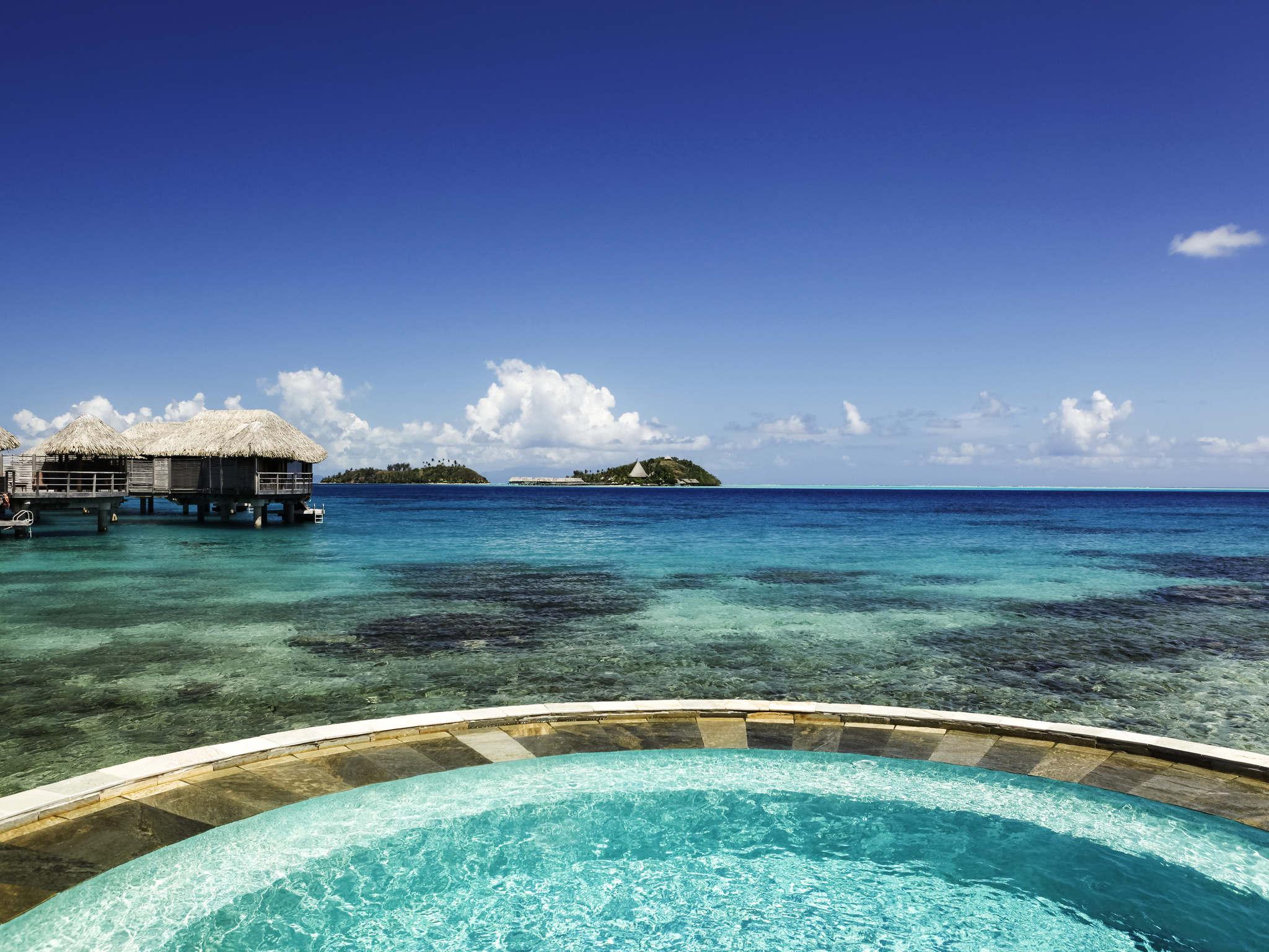 Services Sofitel Bora Bora Marara