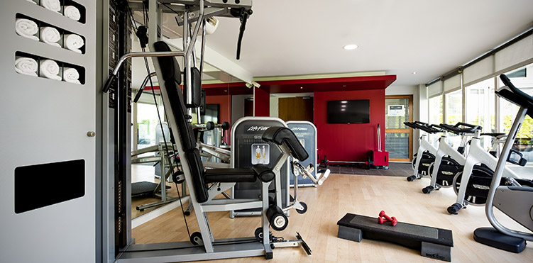 Golf fitness amenities pullman toulouse airport - Best cardio equipment for small spaces property ...