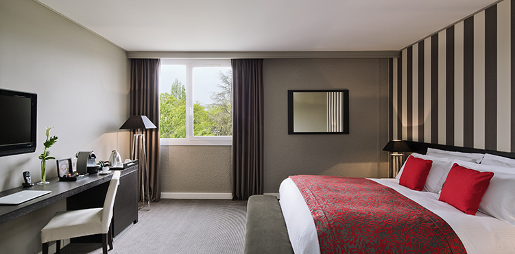 Chambres suites pullman toulouse airport for Derniere chambre hotel