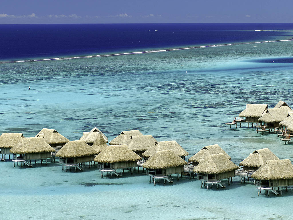 Luxury Hotel Maharepa Sofitel Moorea Ia Ora Beach Resort