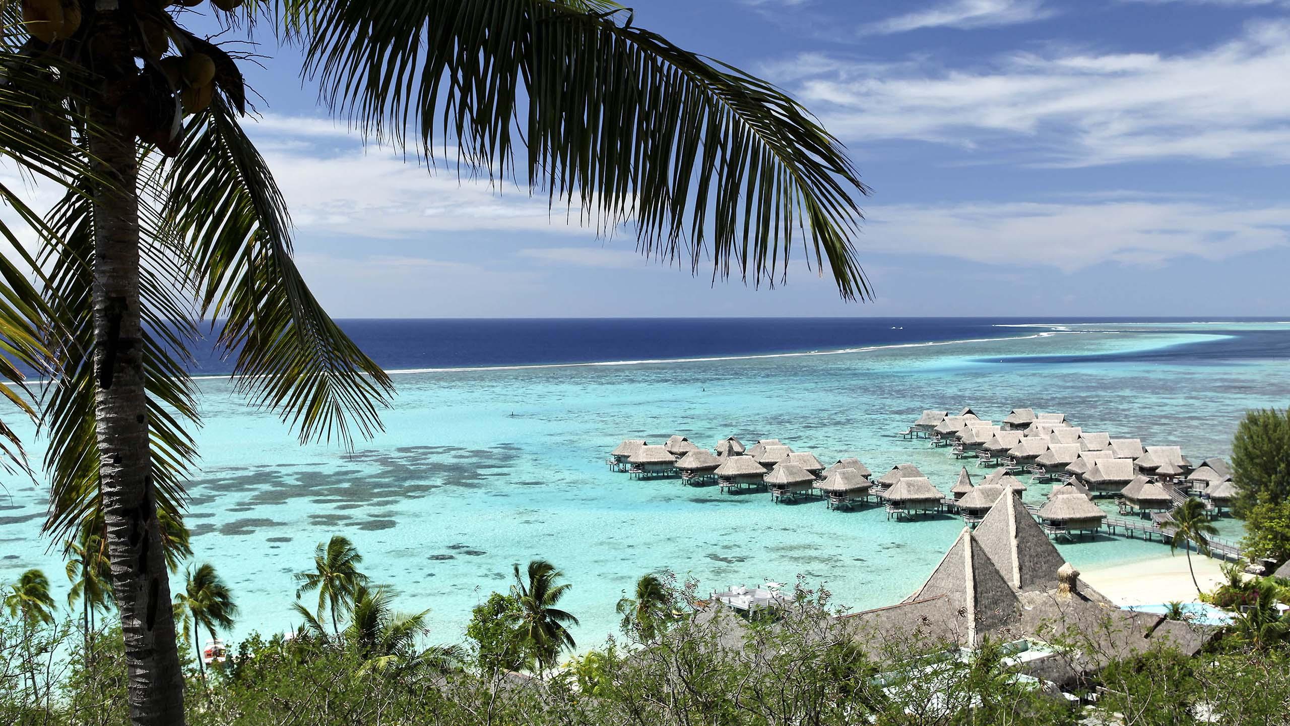 Luxury Hotel Maharepa Sofitel Moorea Ia Ora Beach Resort
