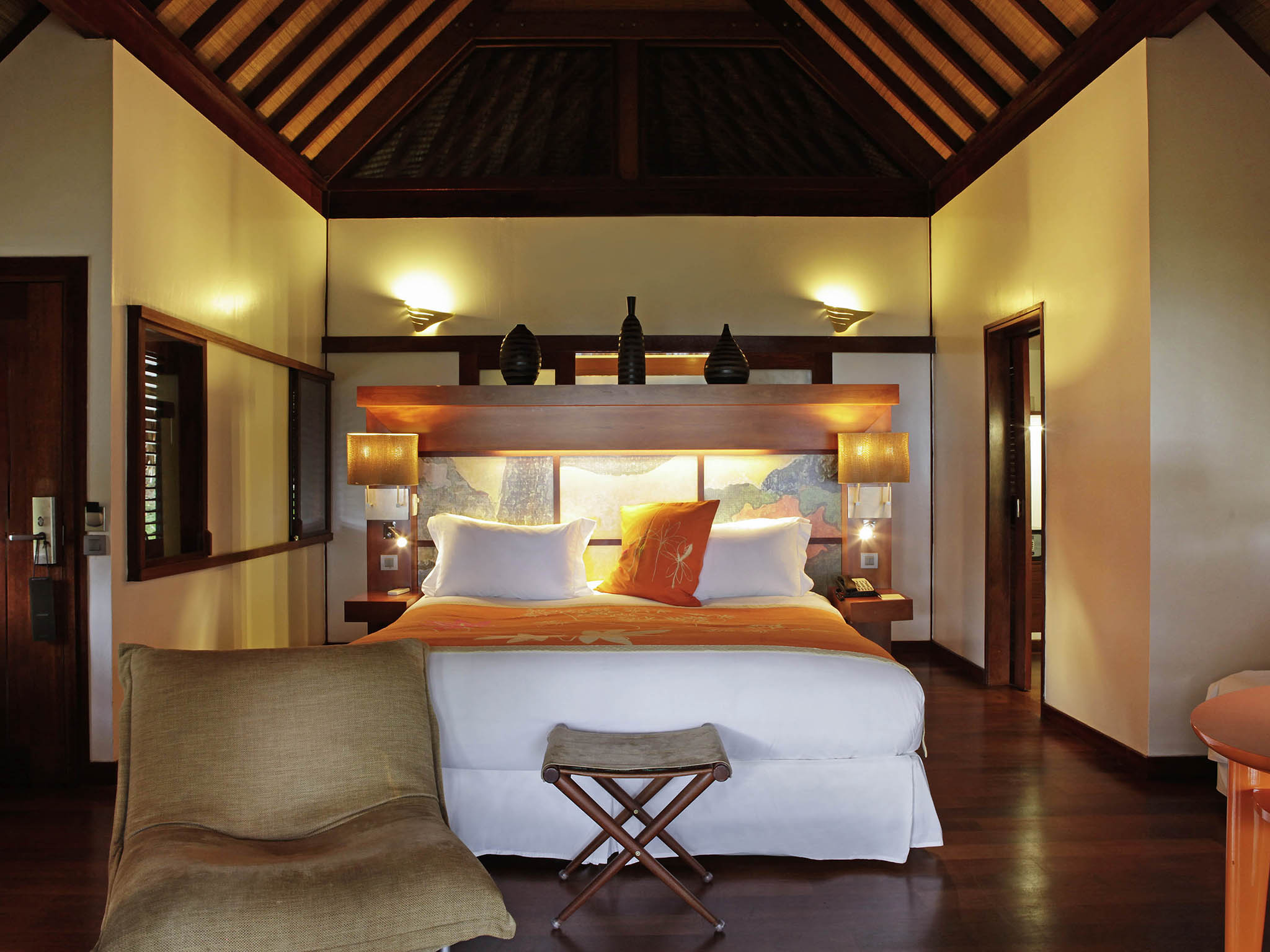 Sofitel Moorea la Ora Beach Resort Hotel   AccorHotels.com