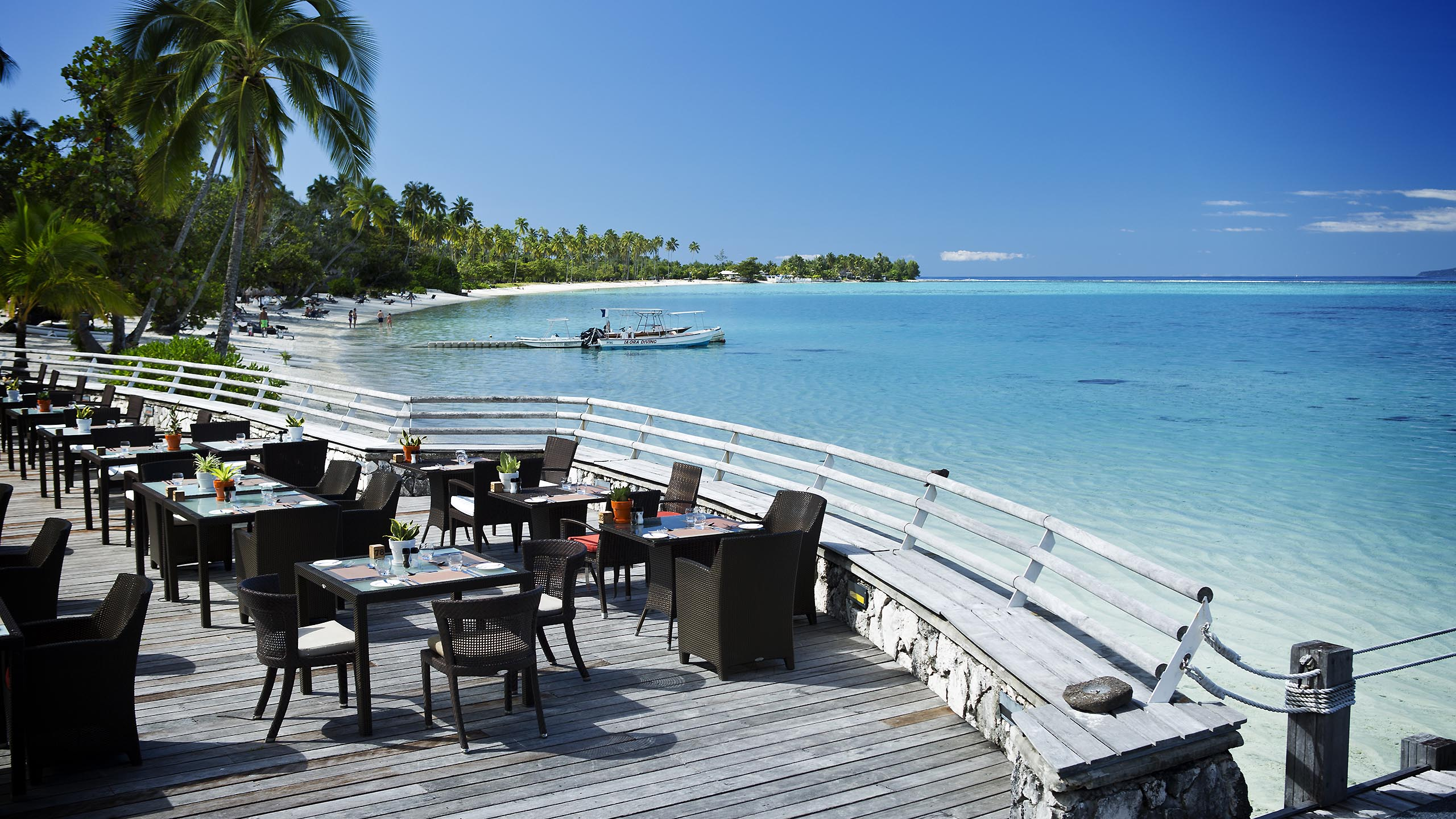 Hotel Sofitel Moorea Beach Resort