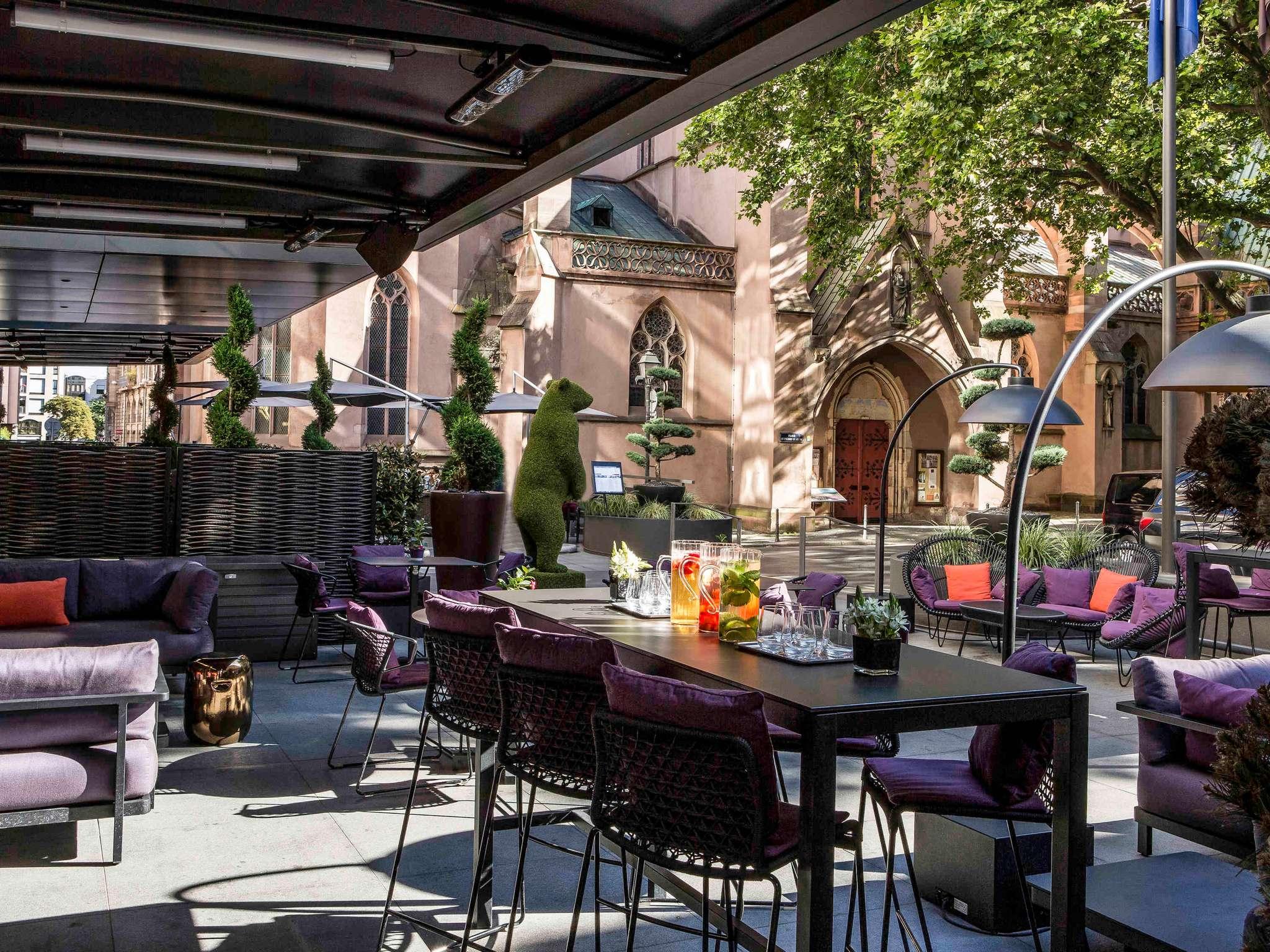 Отель — Sofitel Страсбург Гранд-Иль