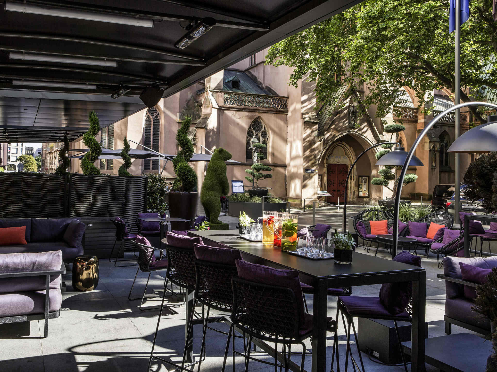 Hotell – Sofitel Strasbourg Grande Ile