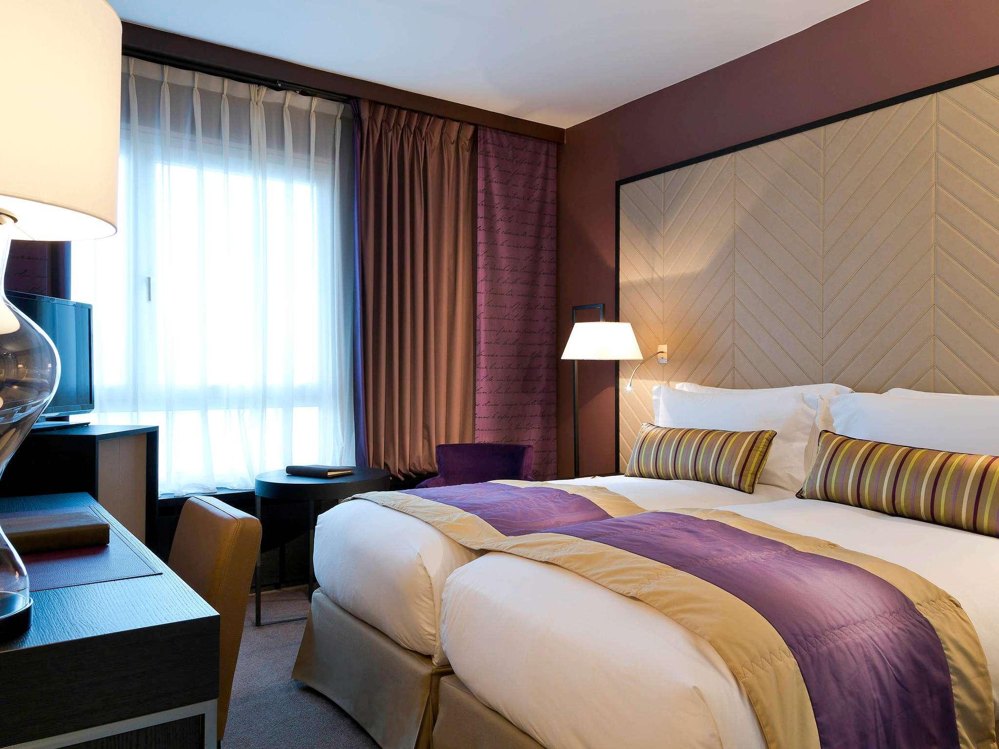 hotel in strasbourg - sofitel strasbourg grande Île