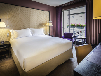 chambres en h tel de luxe strasbourg sofitel strasbourg grande ile. Black Bedroom Furniture Sets. Home Design Ideas