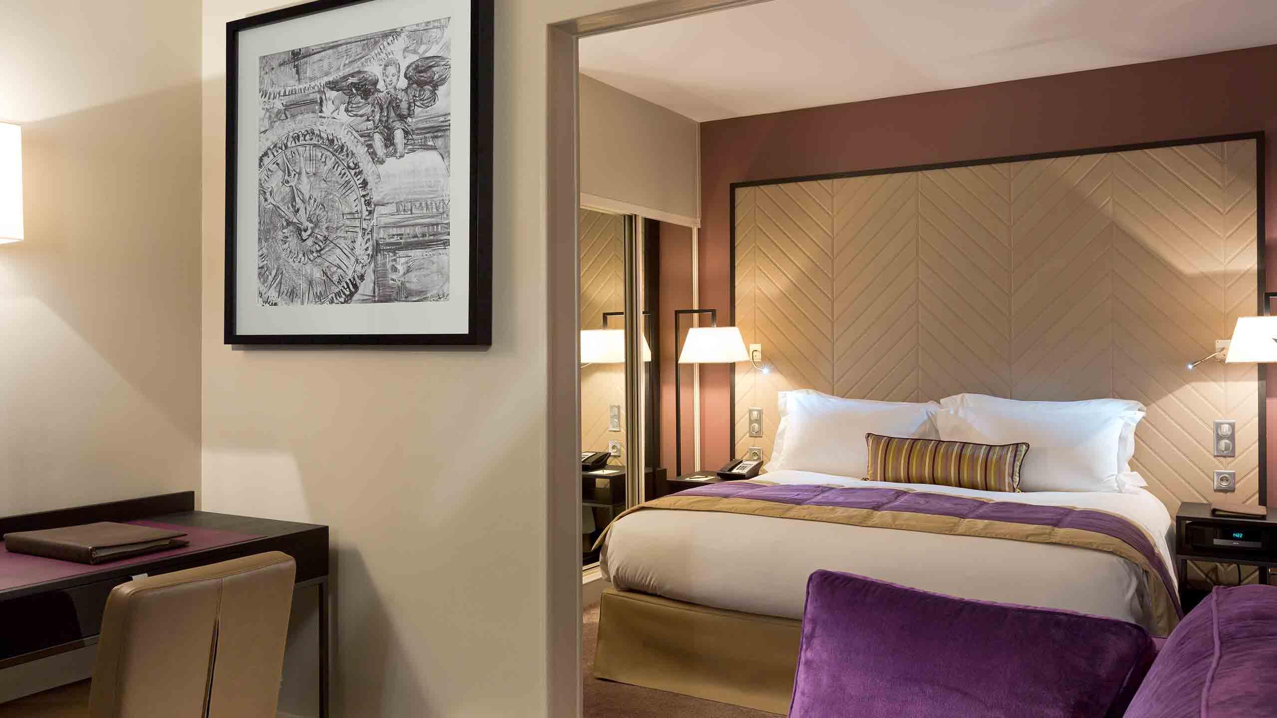Hotel de luxe STRASBOURG – Sofitel Strasbourg Grande Ile