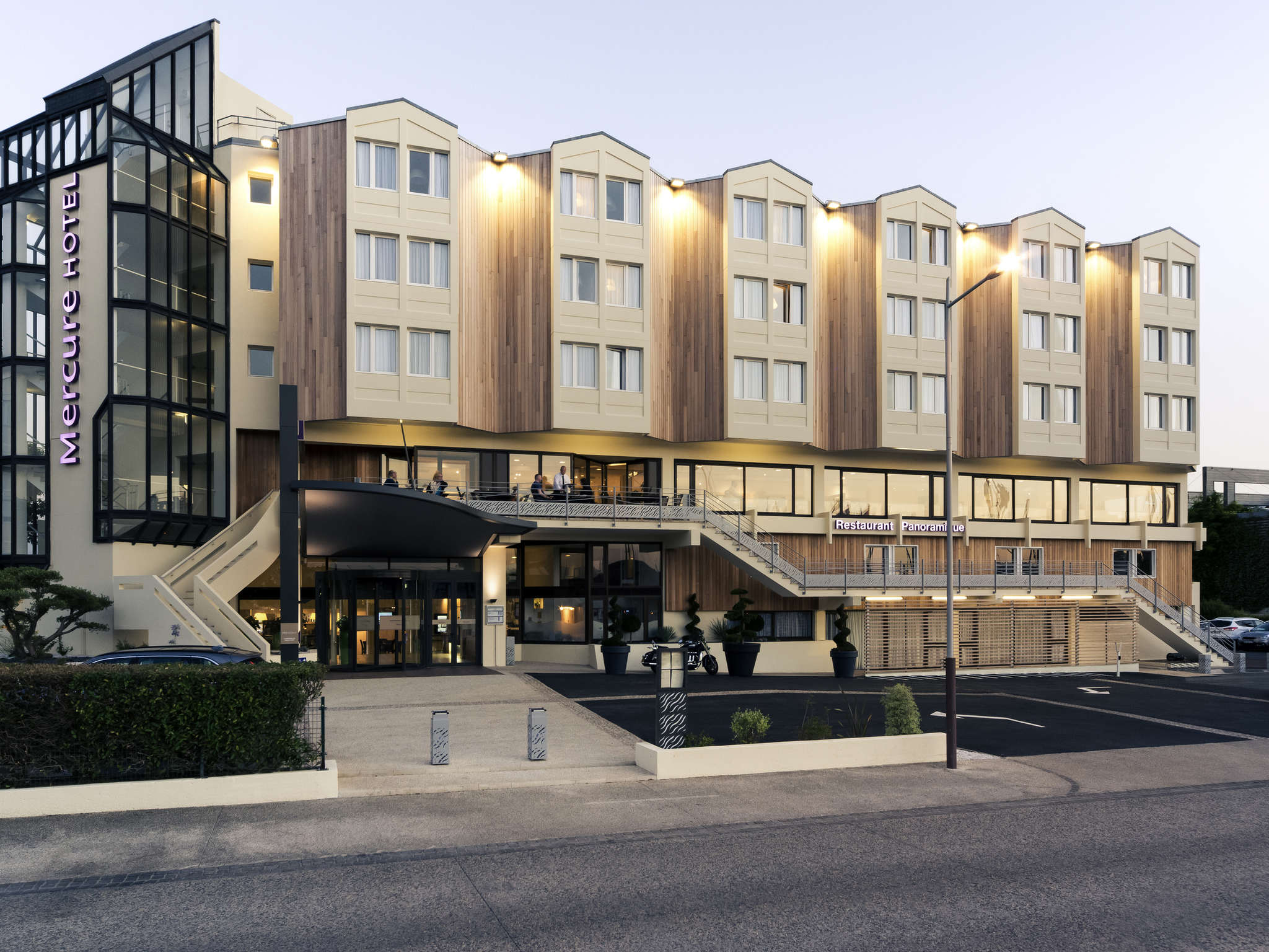 酒店 – Hôtel Mercure La Rochelle Vieux-Port Sud