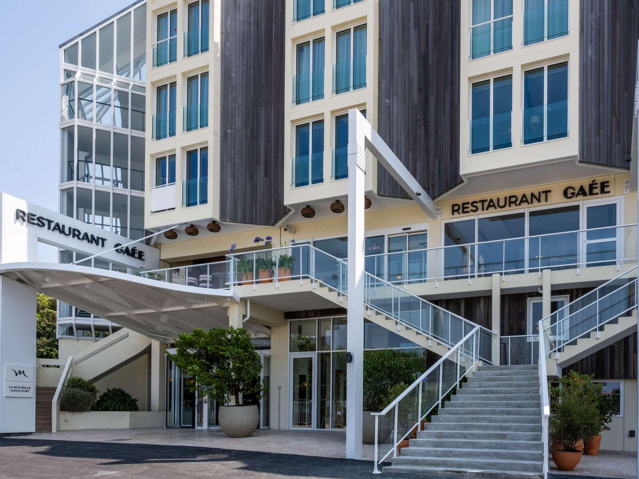 Отель — Отель Mercure Ла-Рошель Вье-Порт Сюд