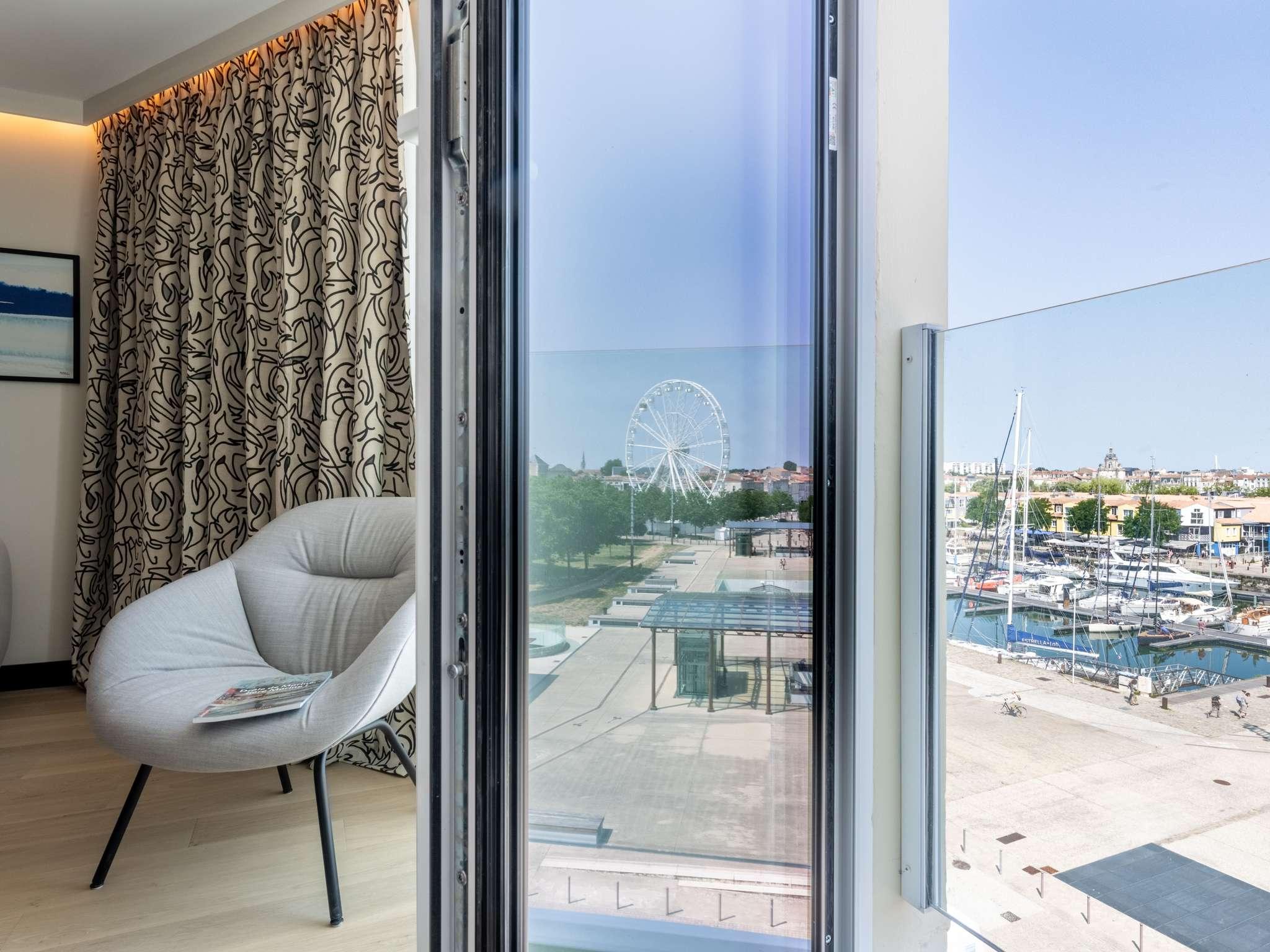 ... Rooms   Mercure La Rochelle Vieux Port Sud Hotel ...