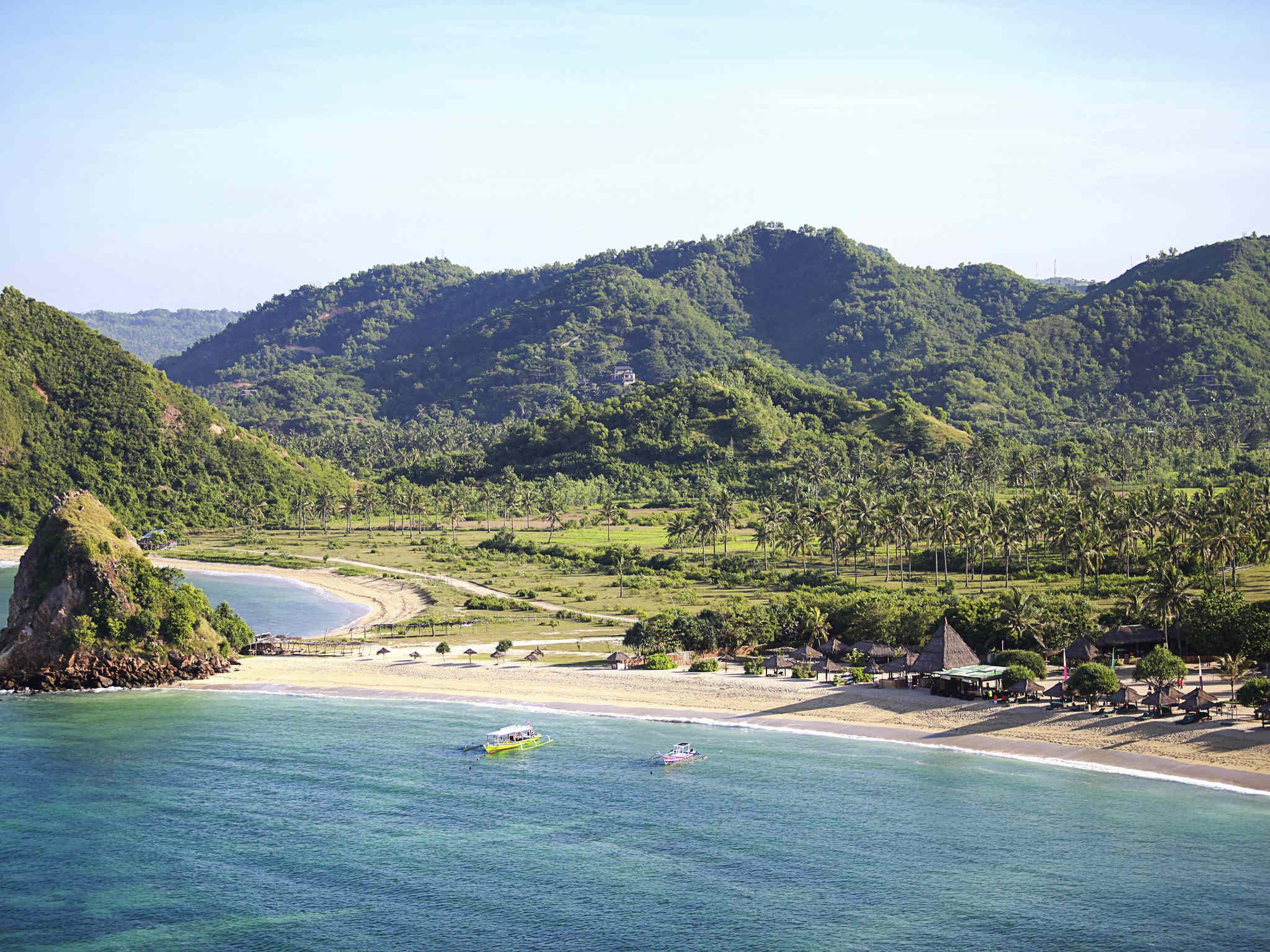 Hotell – Novotel Lombok Resort & Villas
