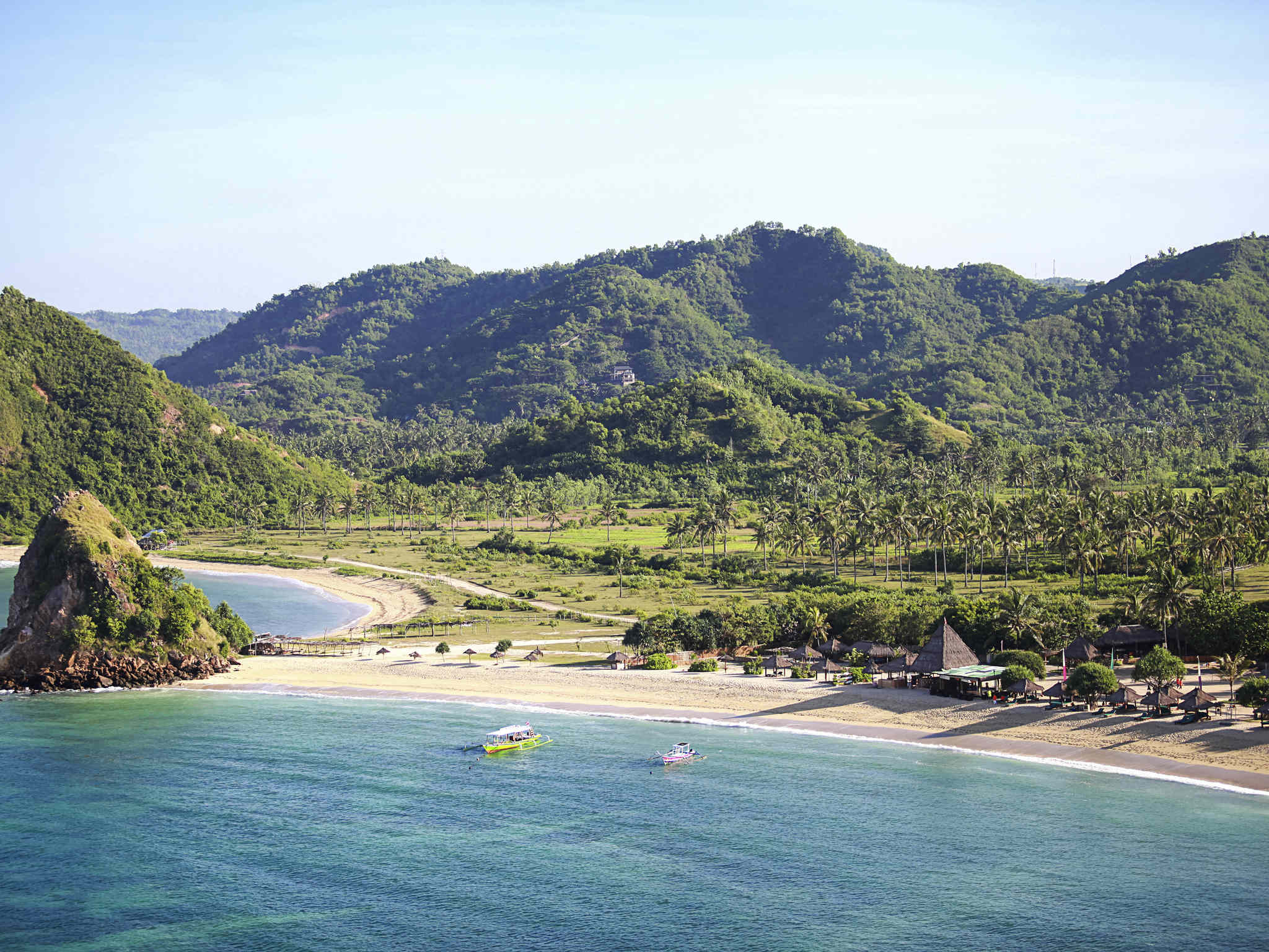 Hotel – Novotel Lombok Resort and Villas