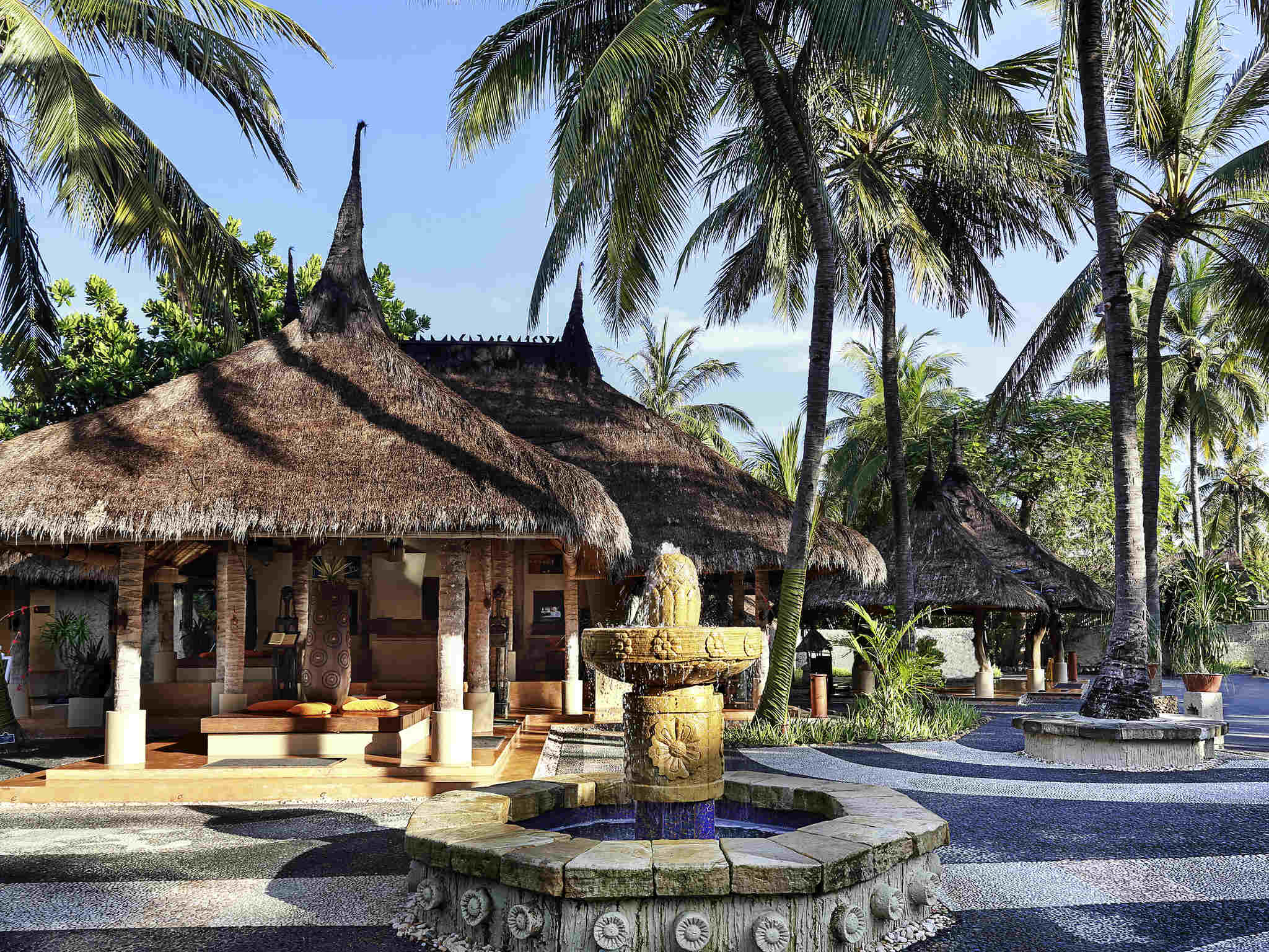 Hotel Novotel Lombok Resort Villas