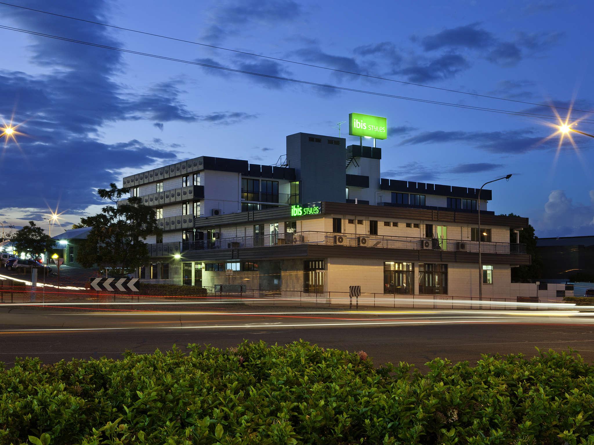 โรงแรม – ibis Styles Mt Isa Verona