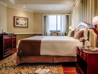 Hotel Grand Mercure São Paulo Ibirapuera