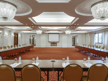 Meetings - Grand Mercure San Paolo Ibirapuera