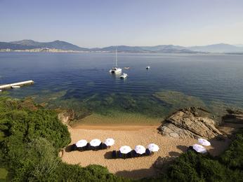 Sofitel Golfe d'Ajaccio Thalassa sea & spa à PORTICCIO