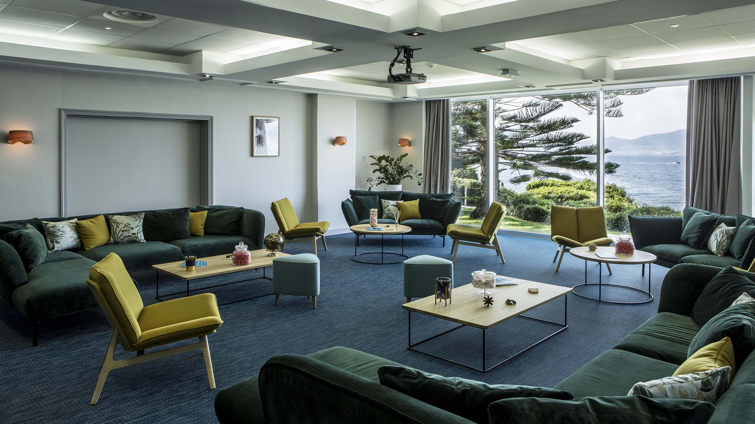 Hotel de luxe PORTICCIO – Sofitel Golfe d Ajaccio Thalassa Sea & Spa