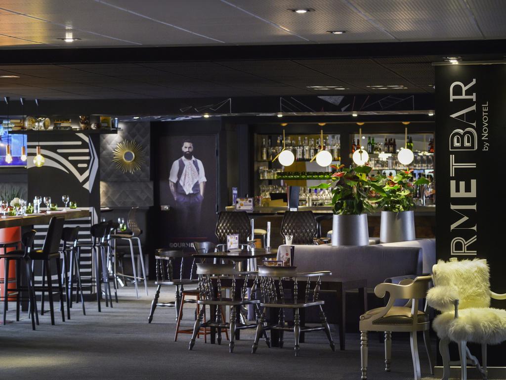 Gourmet bar metz restaurants by accorhotels - Restaurants place de chambre metz ...