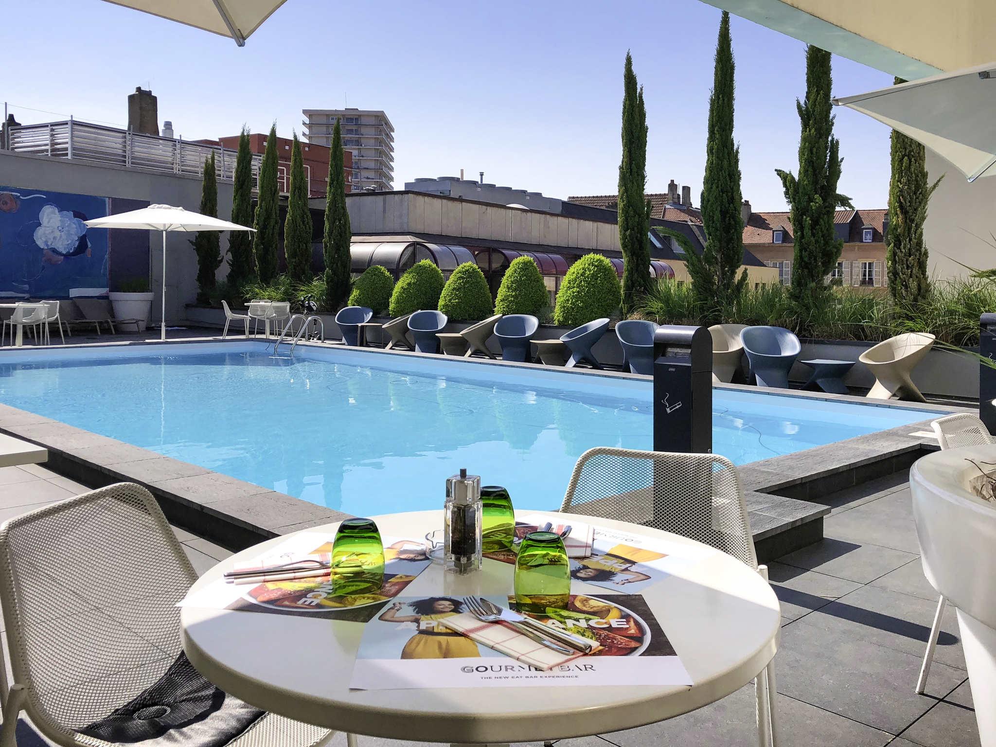 โรงแรม – Novotel Metz Centre