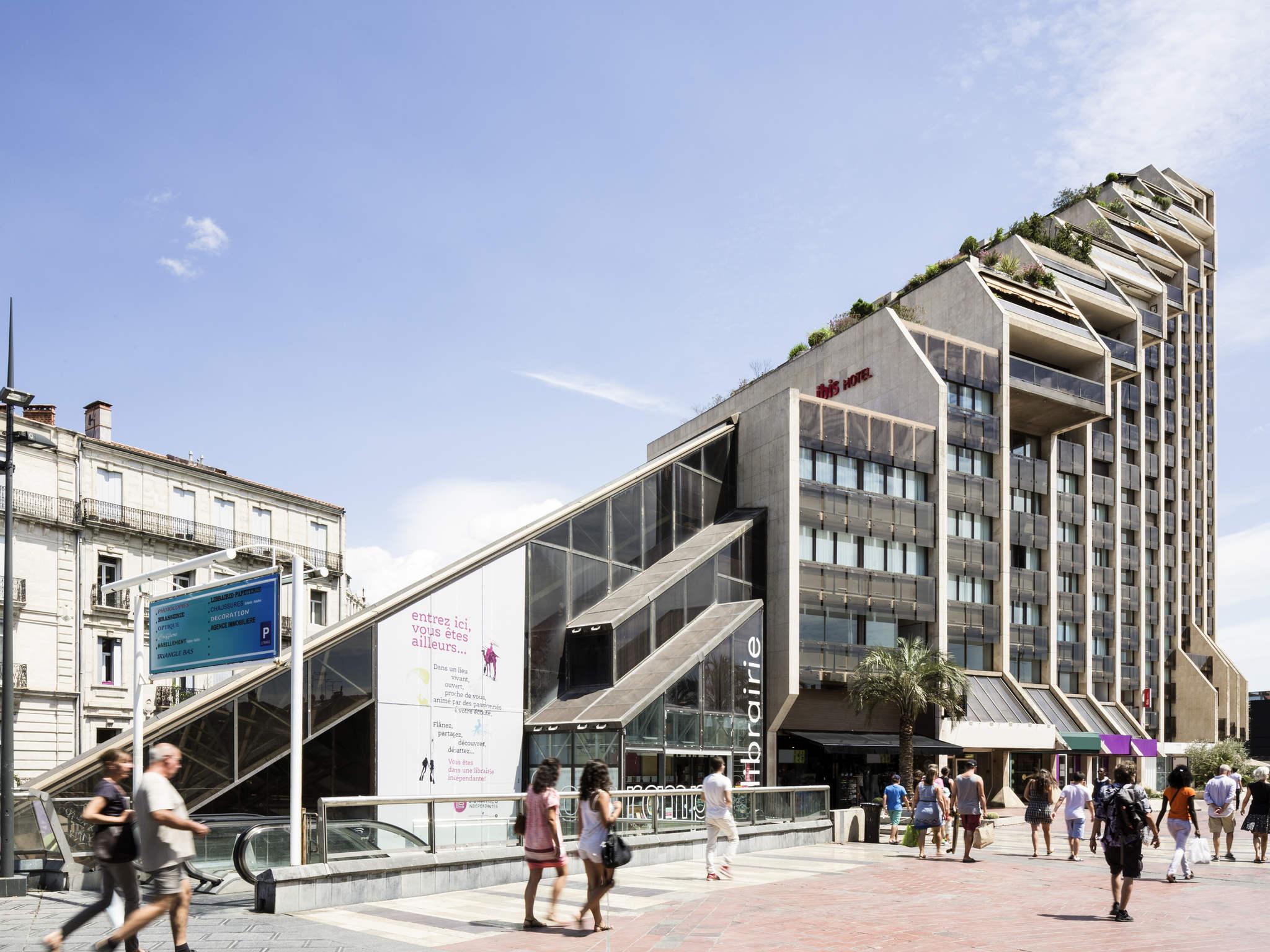 โรงแรม – ibis Montpellier Centre Comédie