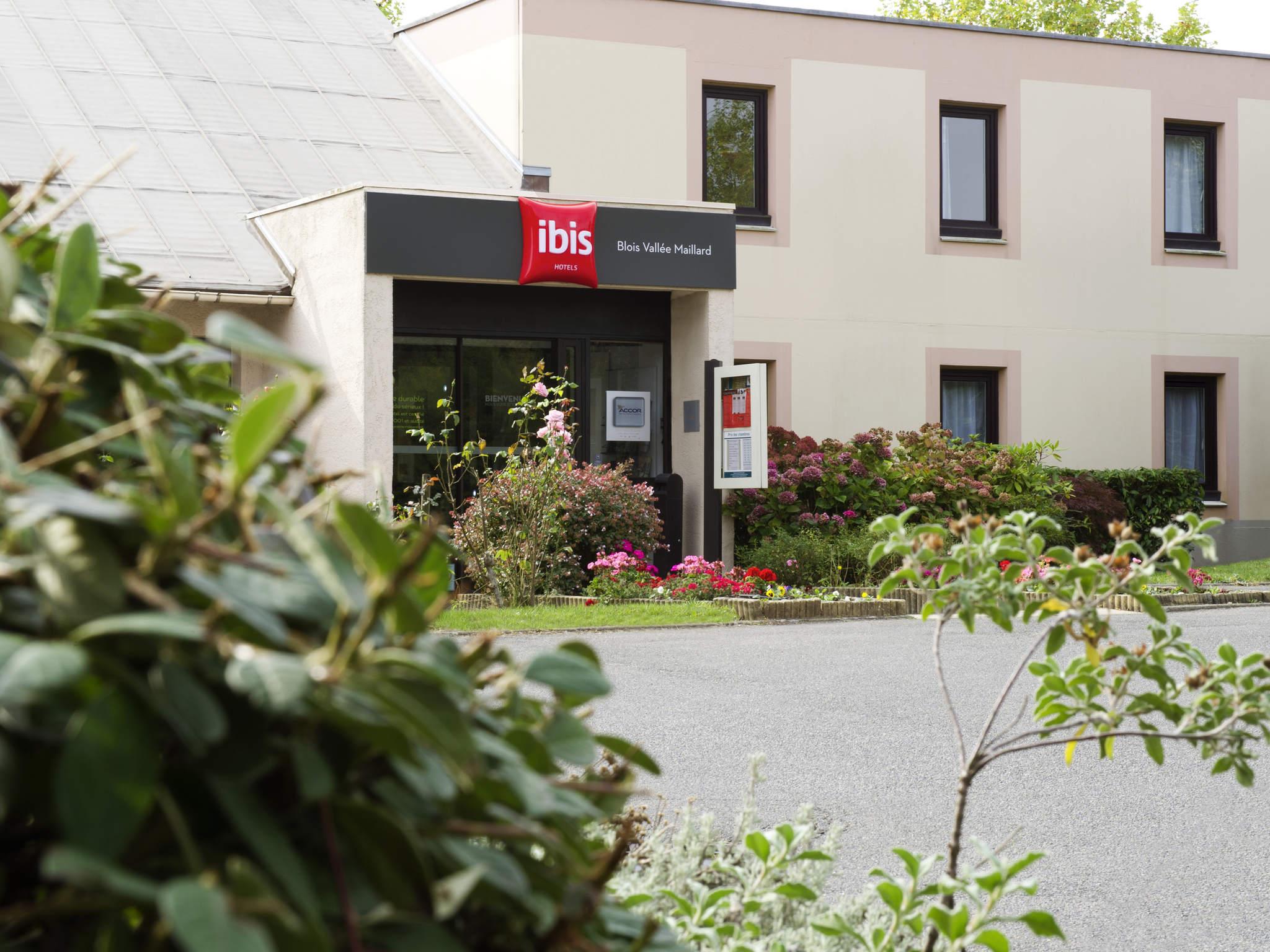 โรงแรม – ibis Blois Vallée Maillard