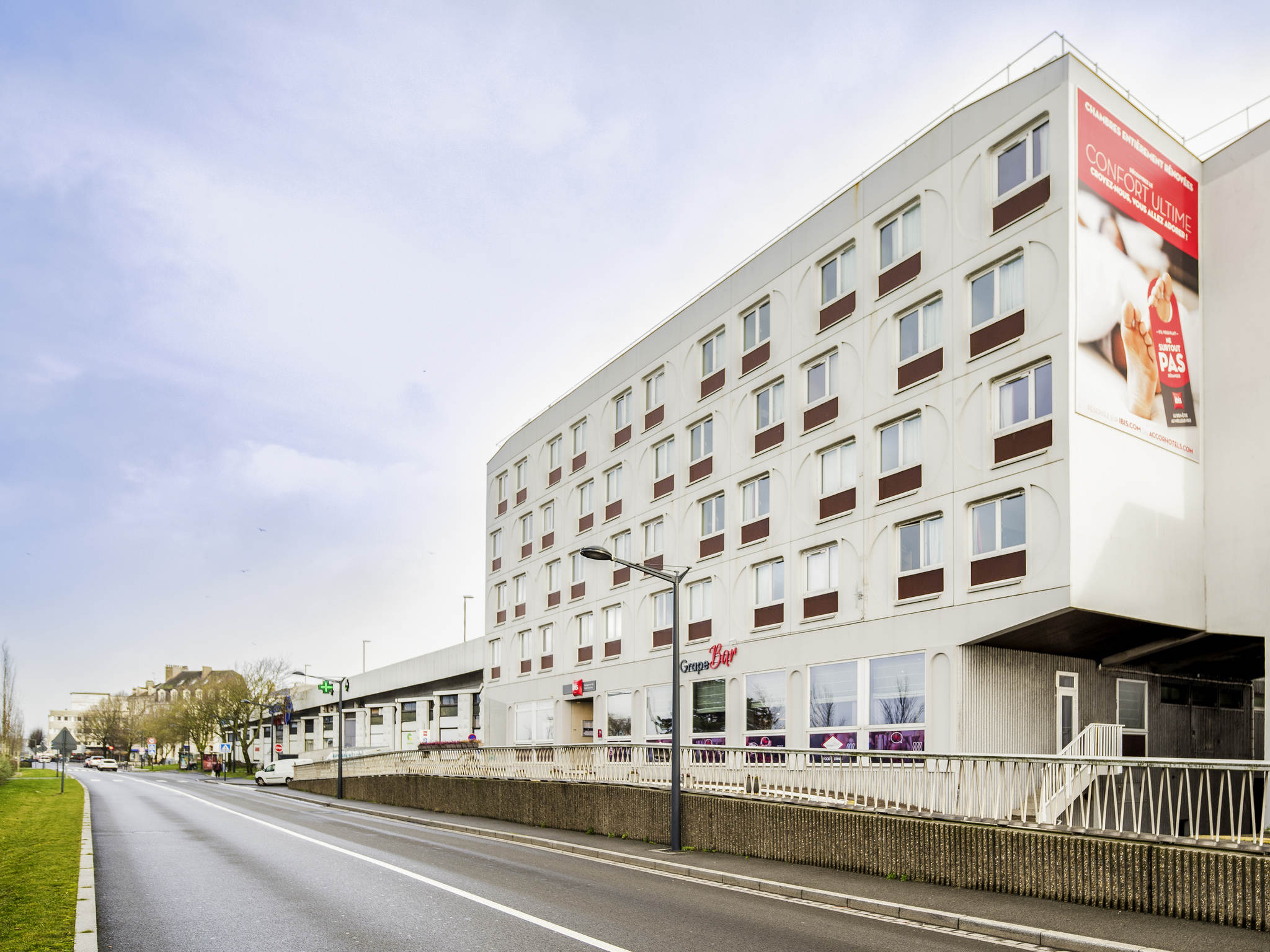... Hotel   Ibis Boulogne Sur Mer Centre Les Ports ...