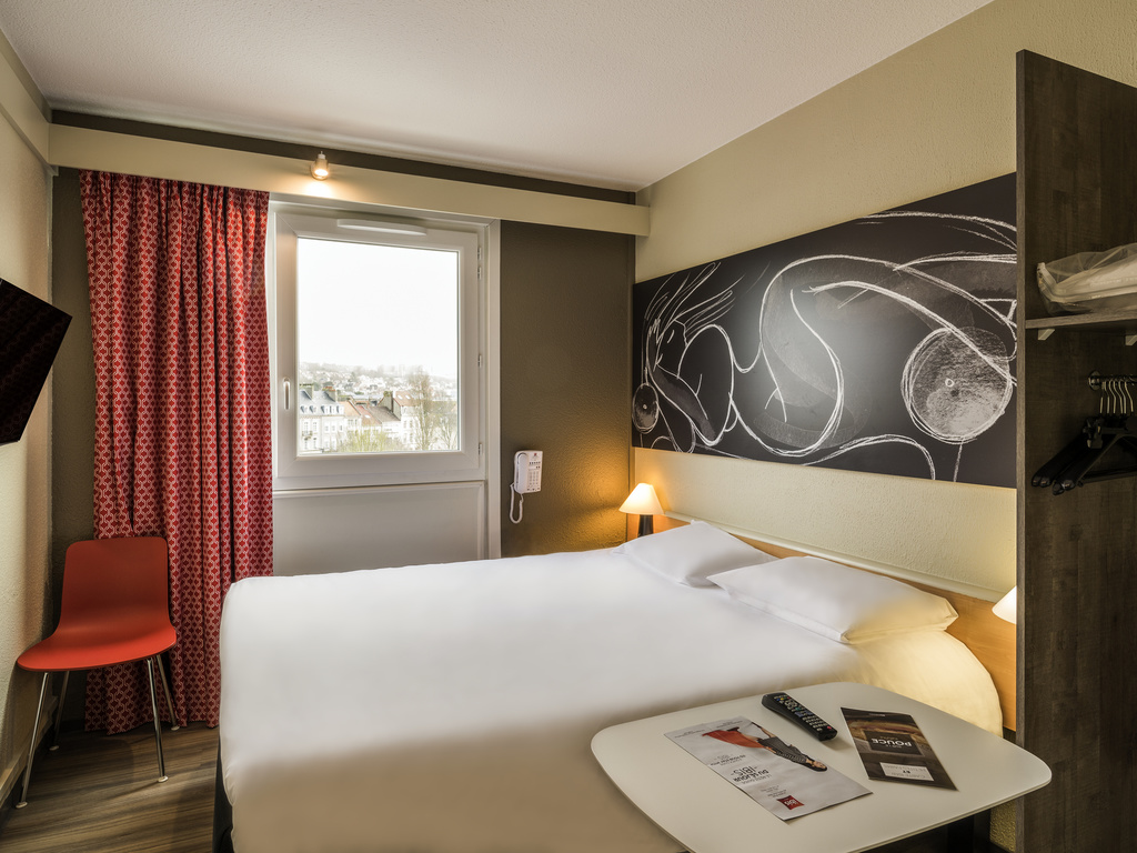 hotel pas cher boulogne sur mer ibis boulogne sur mer centre les ports. Black Bedroom Furniture Sets. Home Design Ideas