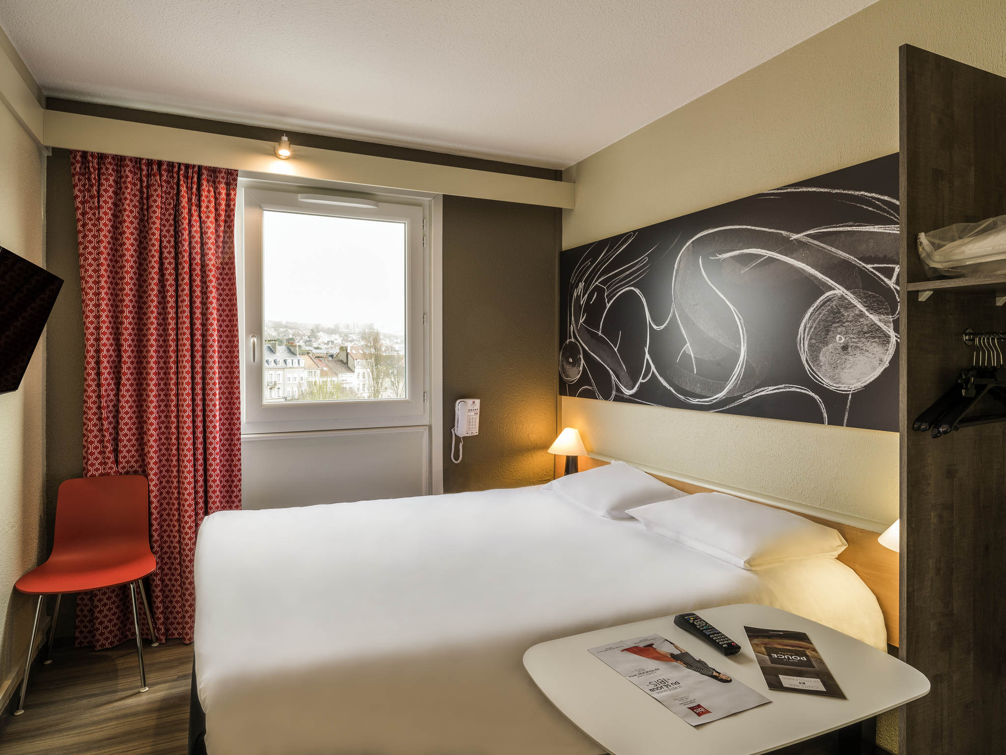Amazing ... Rooms   Ibis Boulogne Sur Mer Centre Les Ports ...