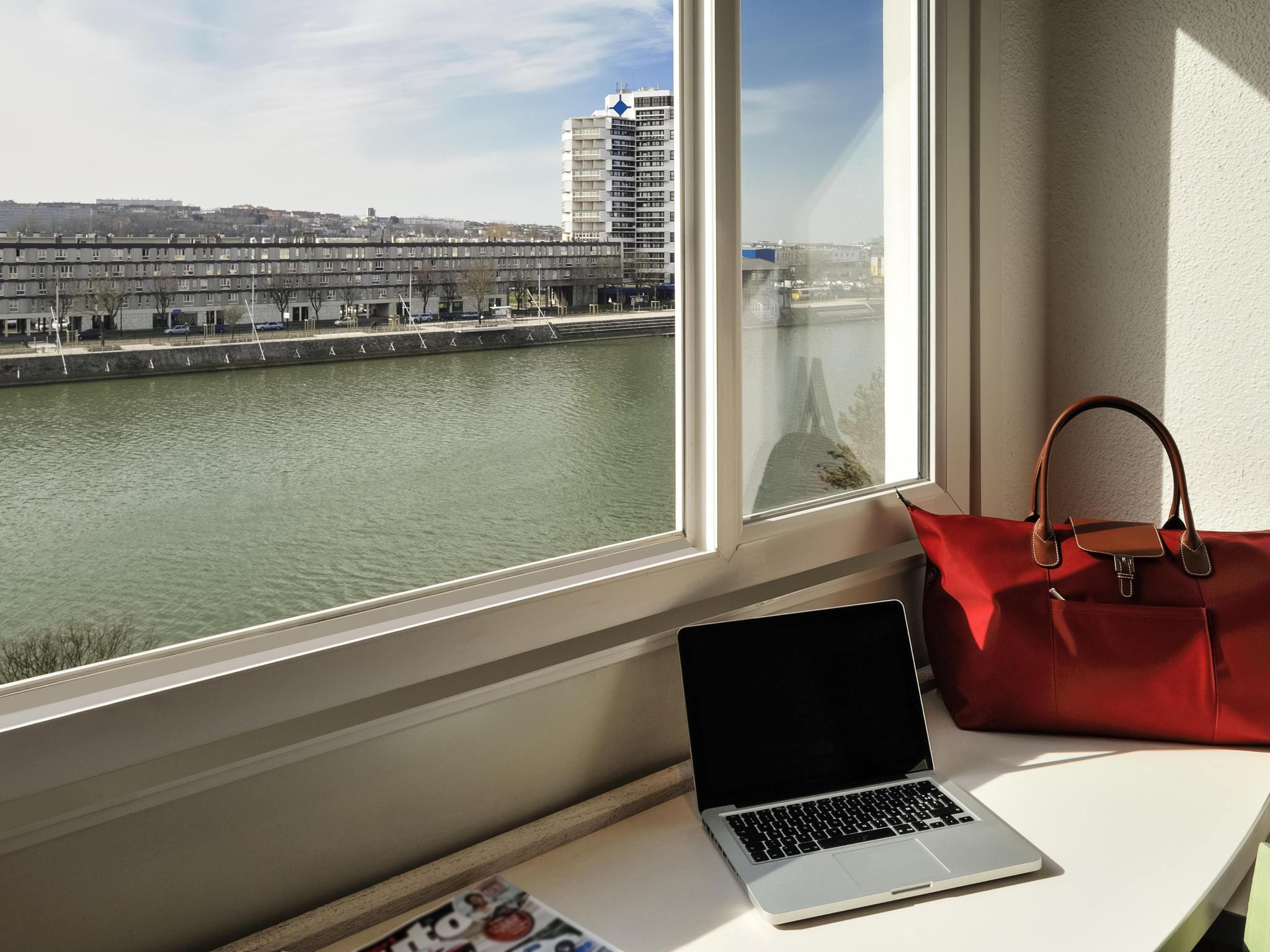 ... Rooms   Ibis Boulogne Sur Mer Centre Les Ports ...