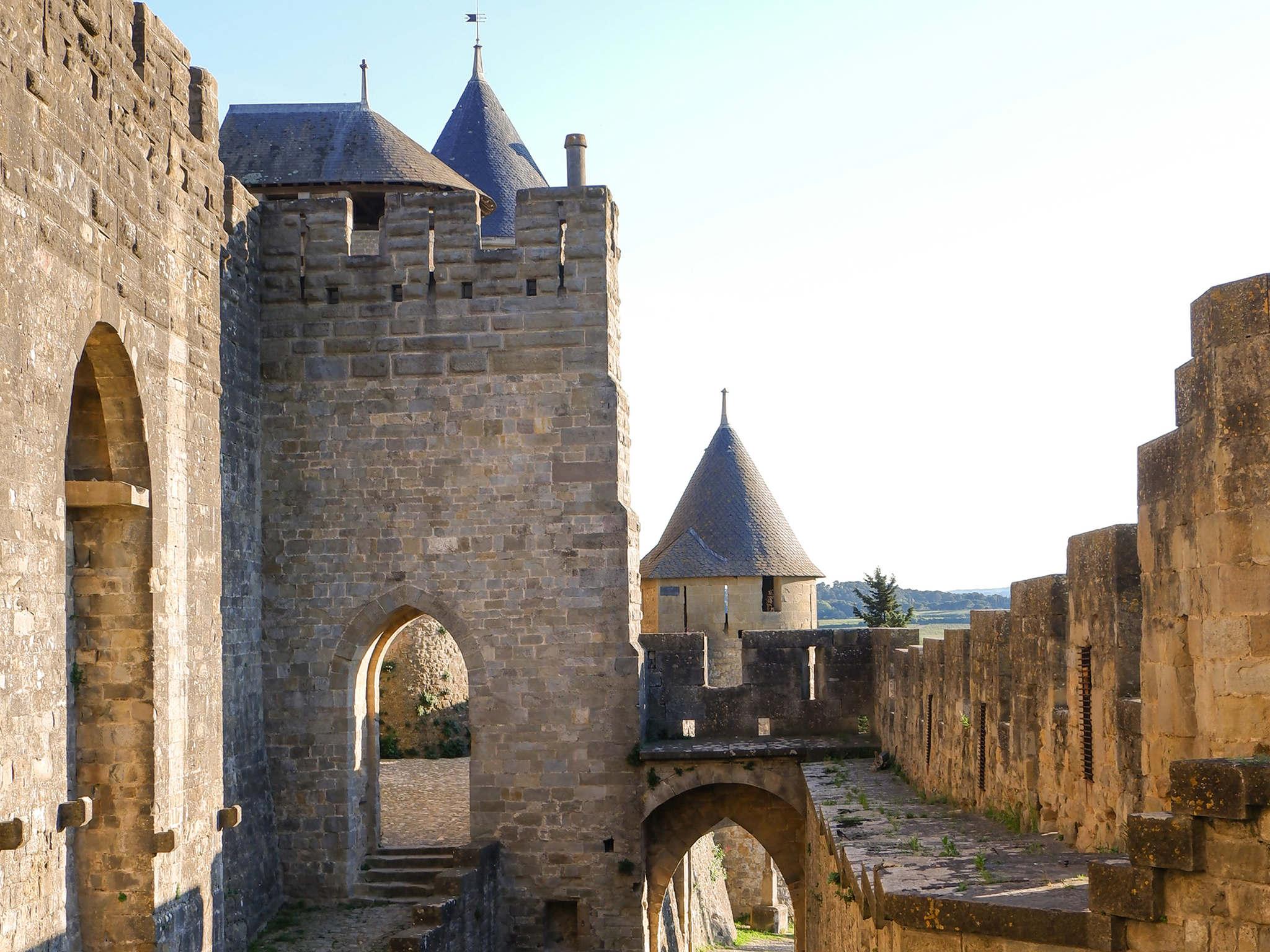 Hotel in CARCASSONNE ibis Carcassonne East La Cite
