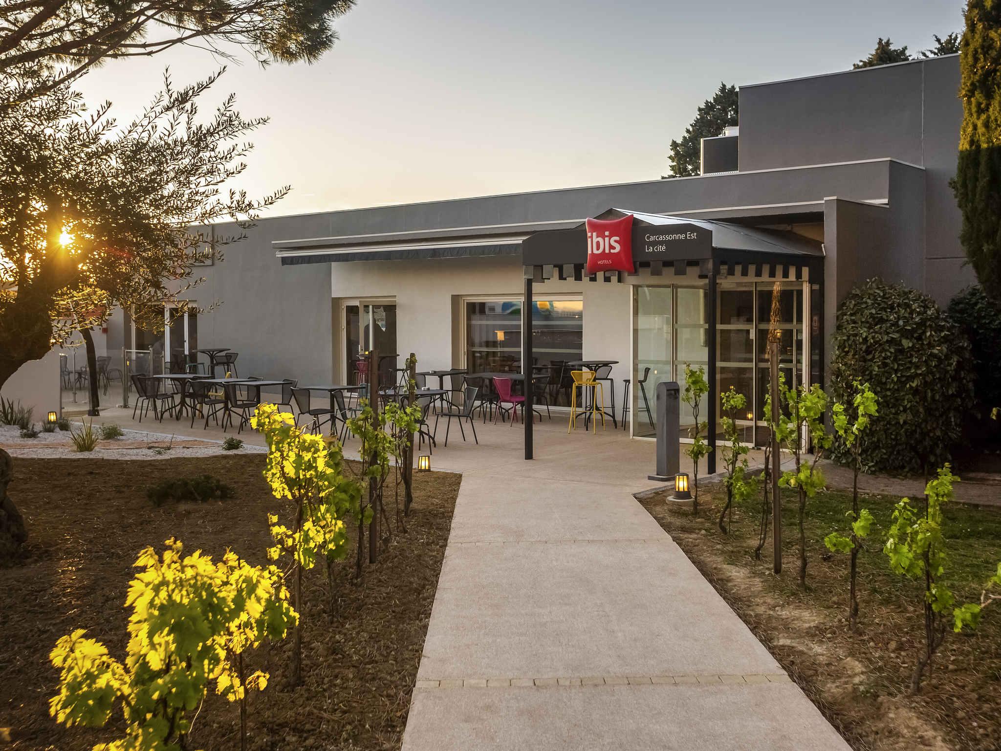 Hotel – ibis Carcassonne Est La Cite