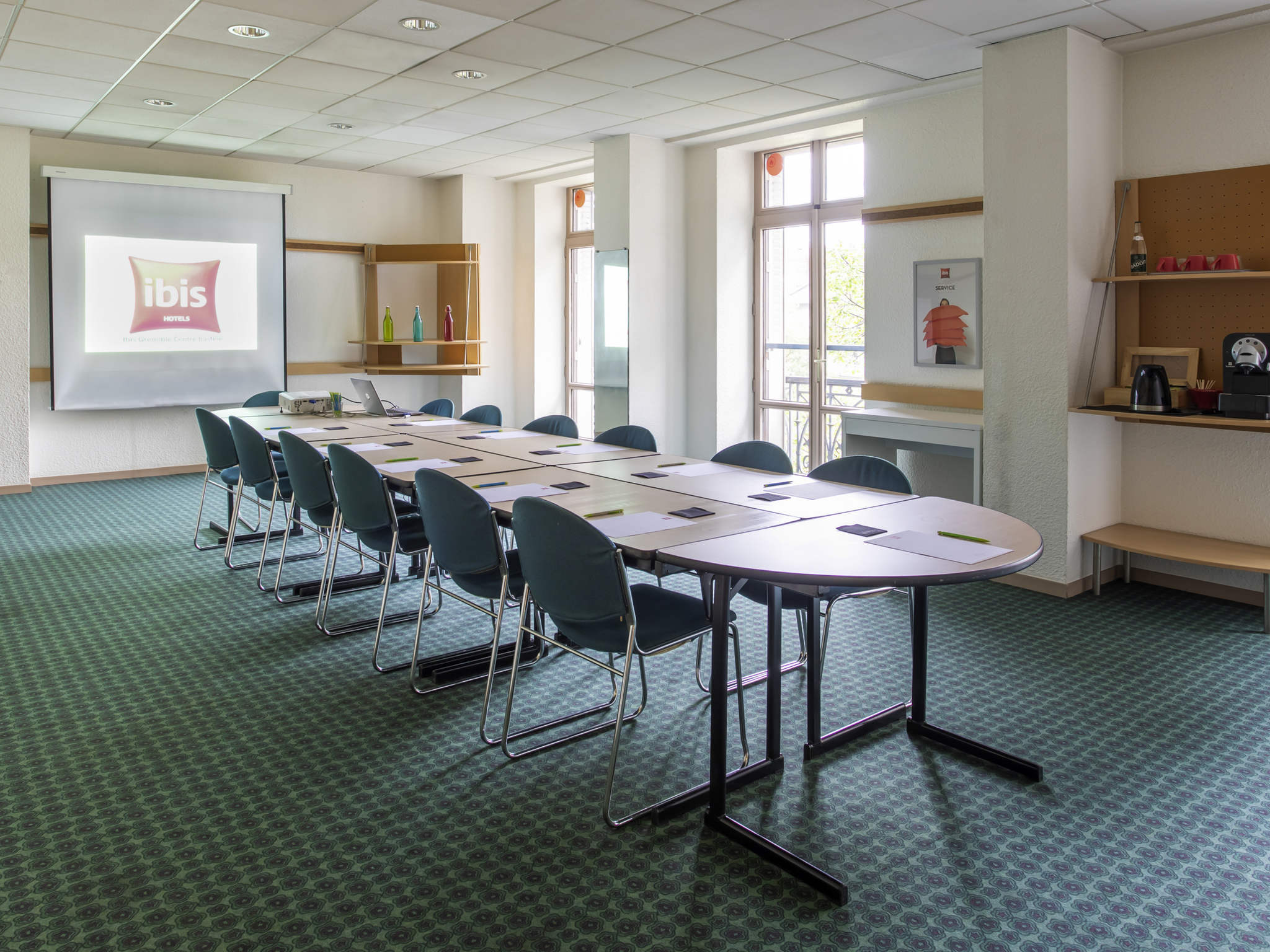 ... Meetings And Events   Ibis Grenoble Centre Bastille ...