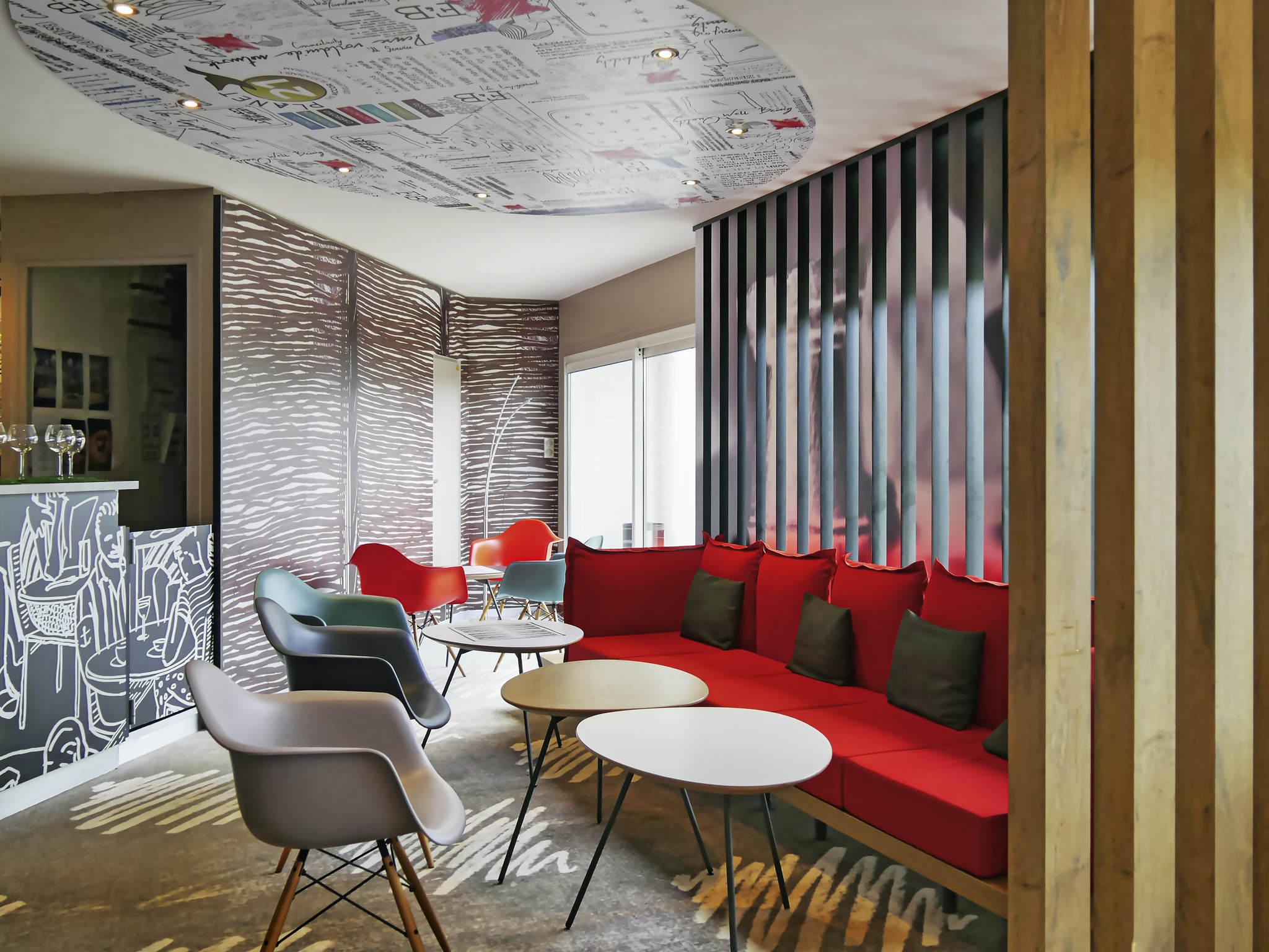 โรงแรม – ibis Laval Le Relais d'Armor