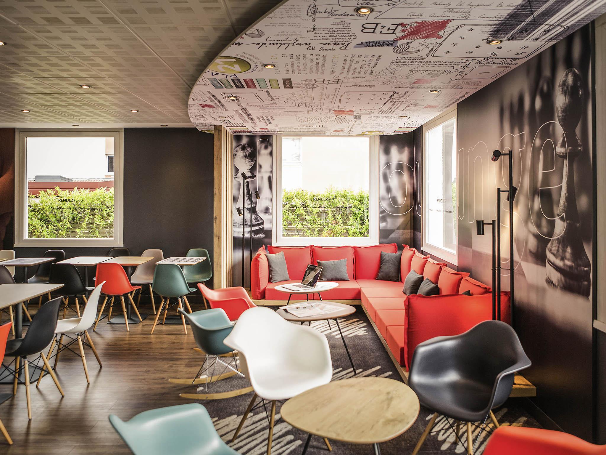 Hotel – ibis Limoges Nord