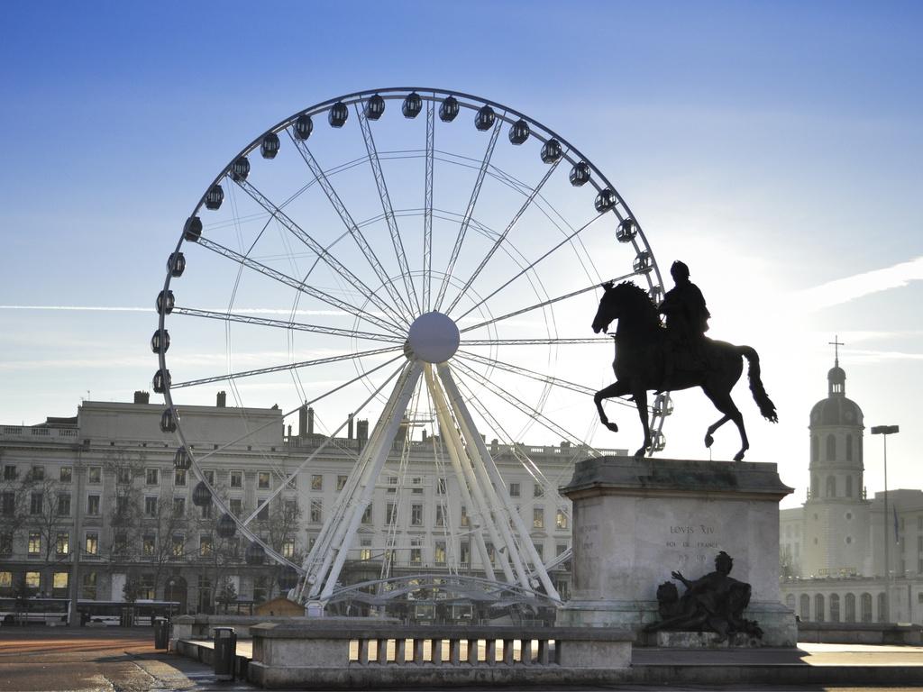 Hotel Lyon Gare Part Dieu Pas Cher