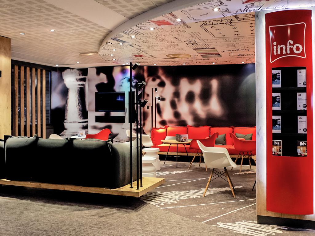 hotel pas cher lyon ibis lyon gare la part dieu. Black Bedroom Furniture Sets. Home Design Ideas