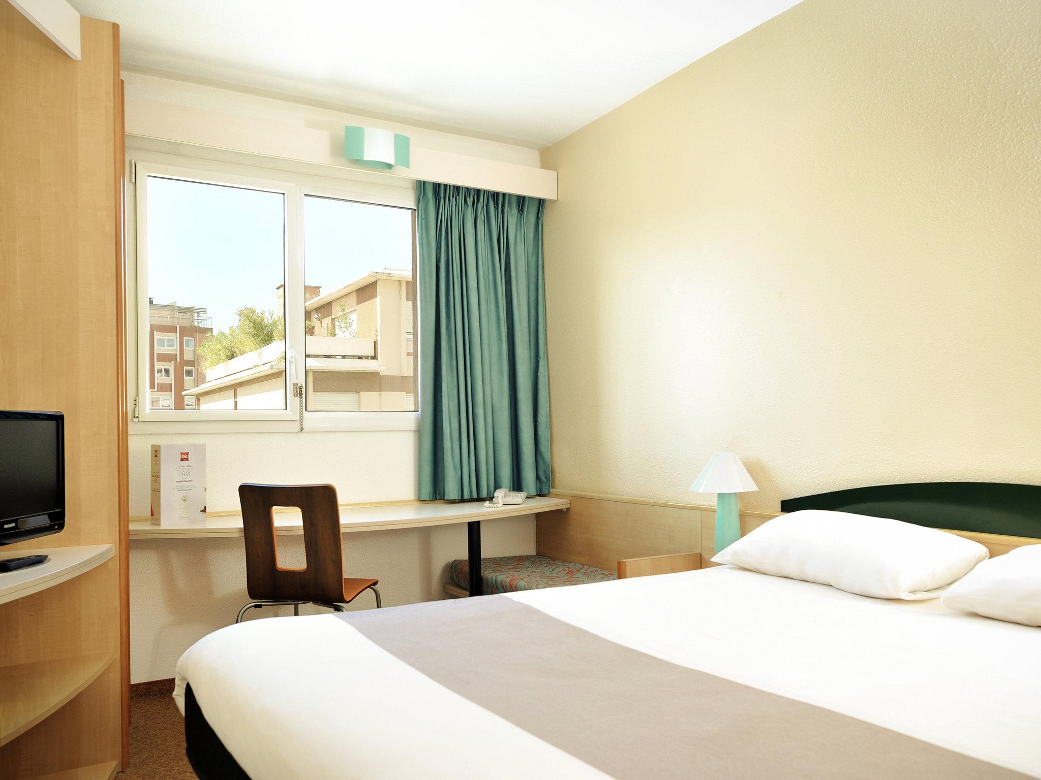 Hotell – ibis Marseille Centre Prado Vélodrome
