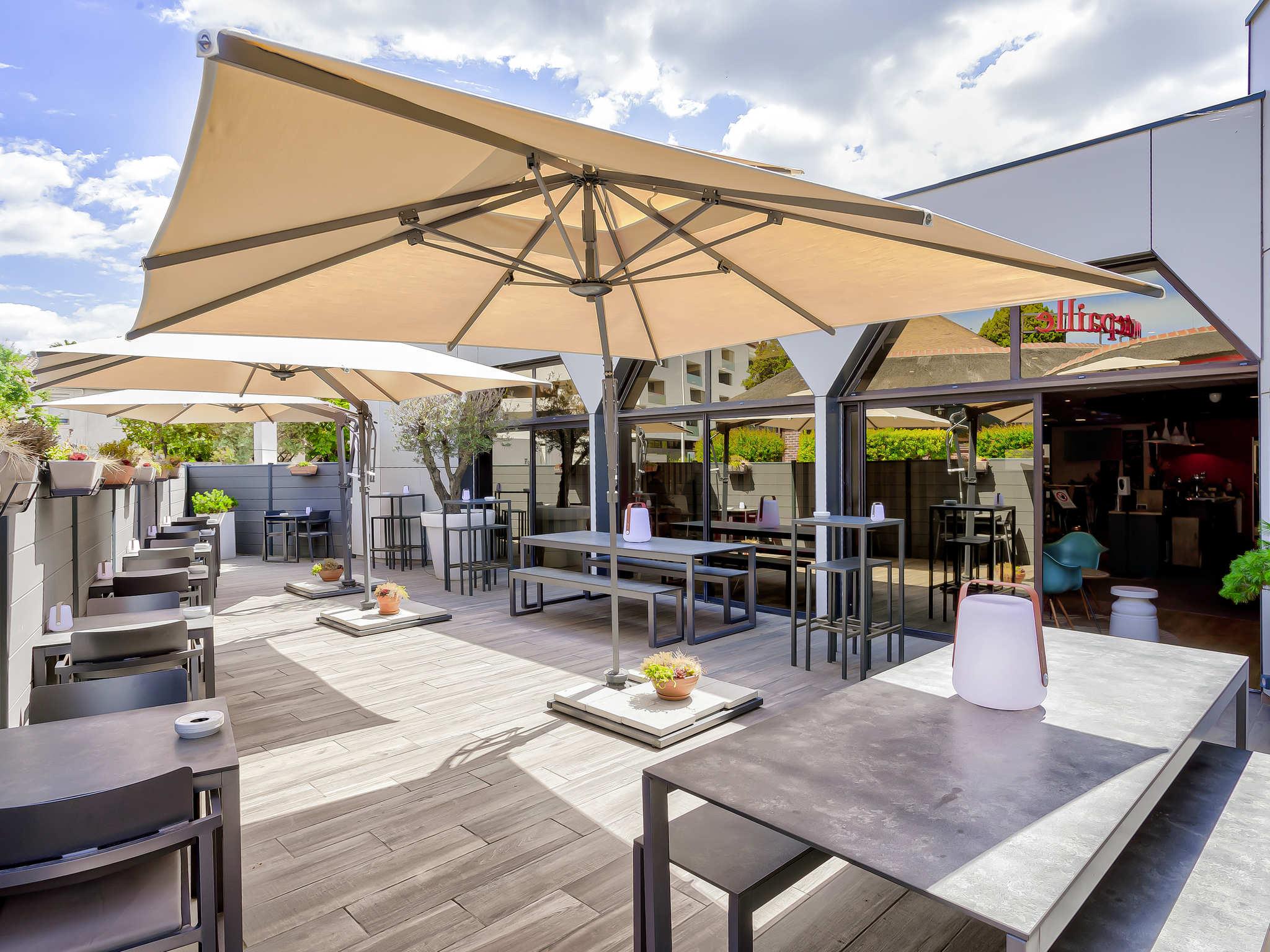 โรงแรม – ibis Montpellier Sud