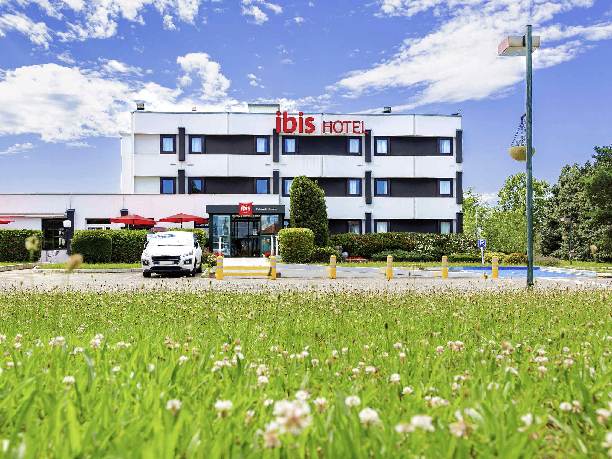 ホテル – ibis Mulhouse Île Napoléon