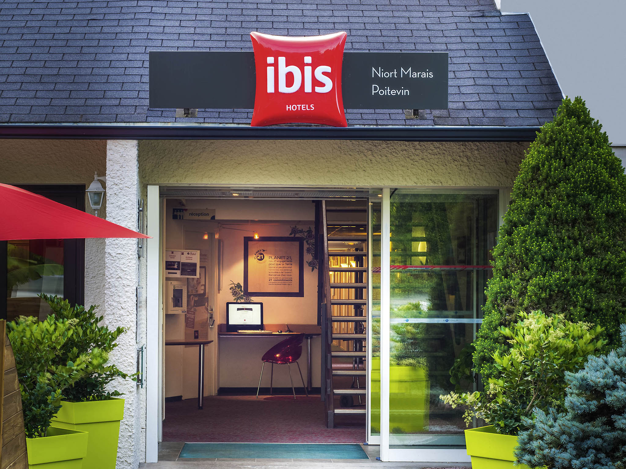 Hotel in NIORT ibis Niort Marais Poitevin