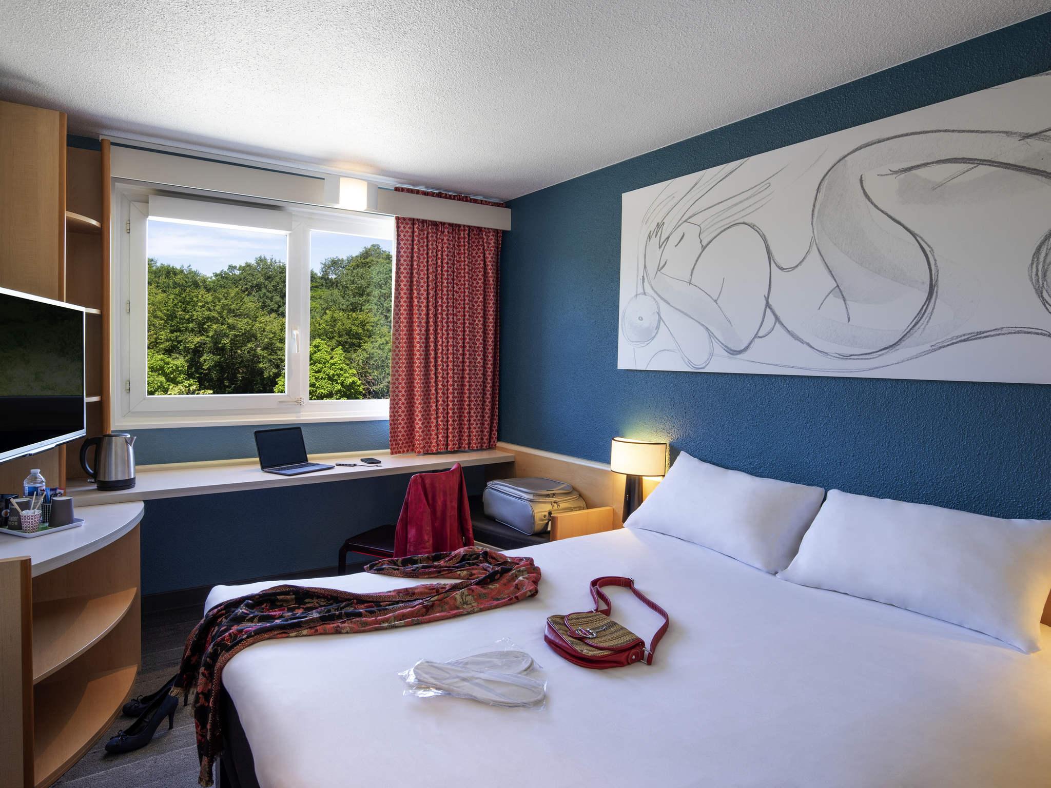 โรงแรม – ibis Orléans Nord Saran