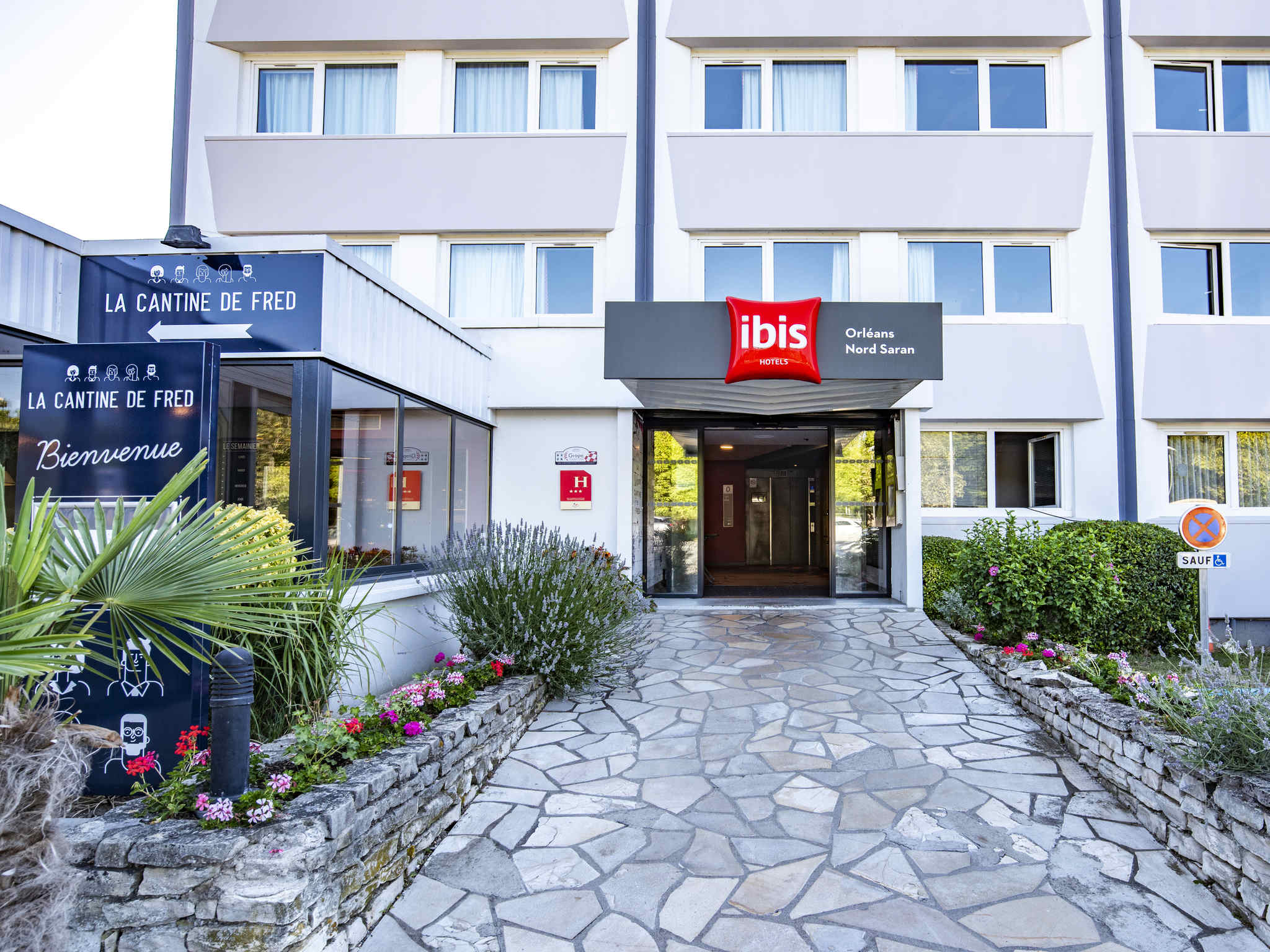 Hotell – ibis Orléans Nord Saran
