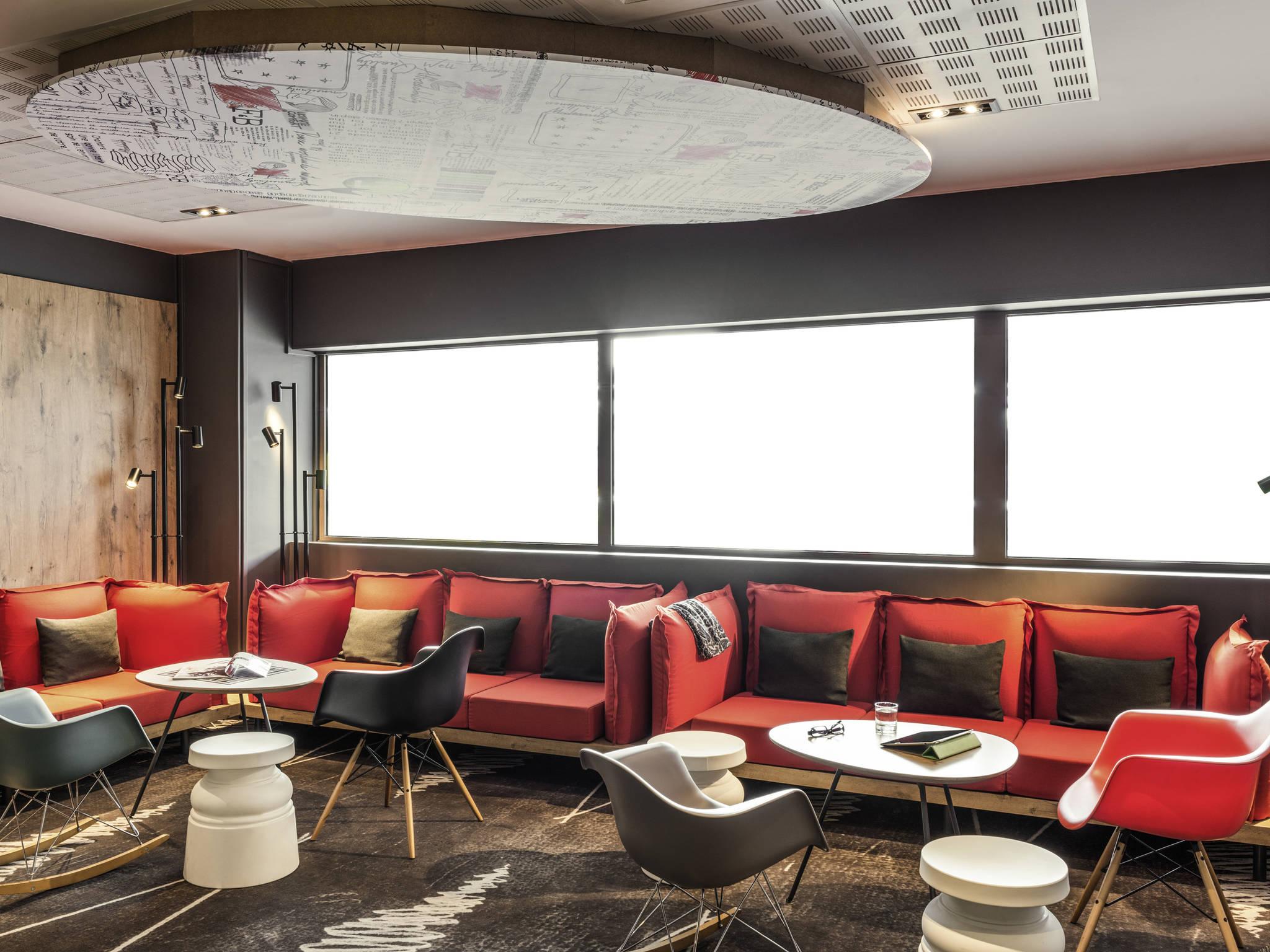 Отель — ibis Париж Порт-де-Багноле