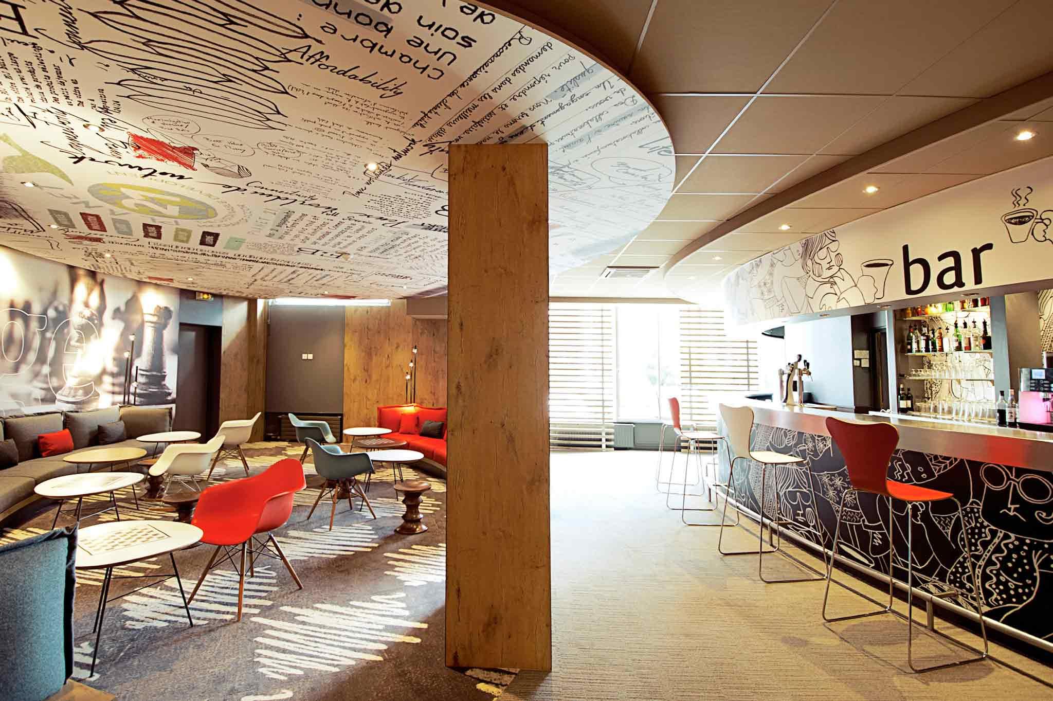 โรงแรม – ibis Paris Porte d'Italie