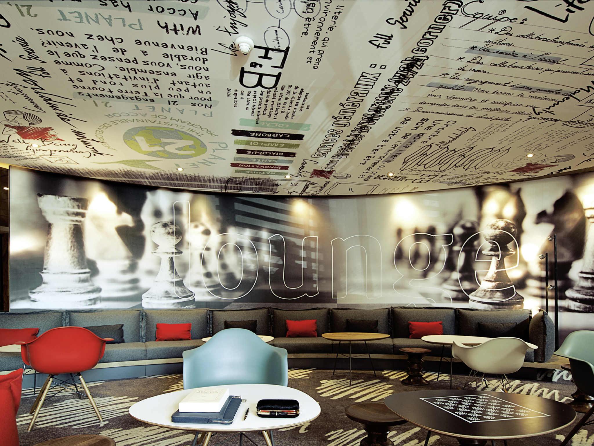 Hotel in gentilly ibis paris porte d 39 italie - Hotel formule 1 porte d italie ...
