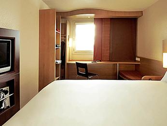 Hotel pas cher gentilly ibis paris porte d 39 italie for Hotel paris pas cher annulation gratuite