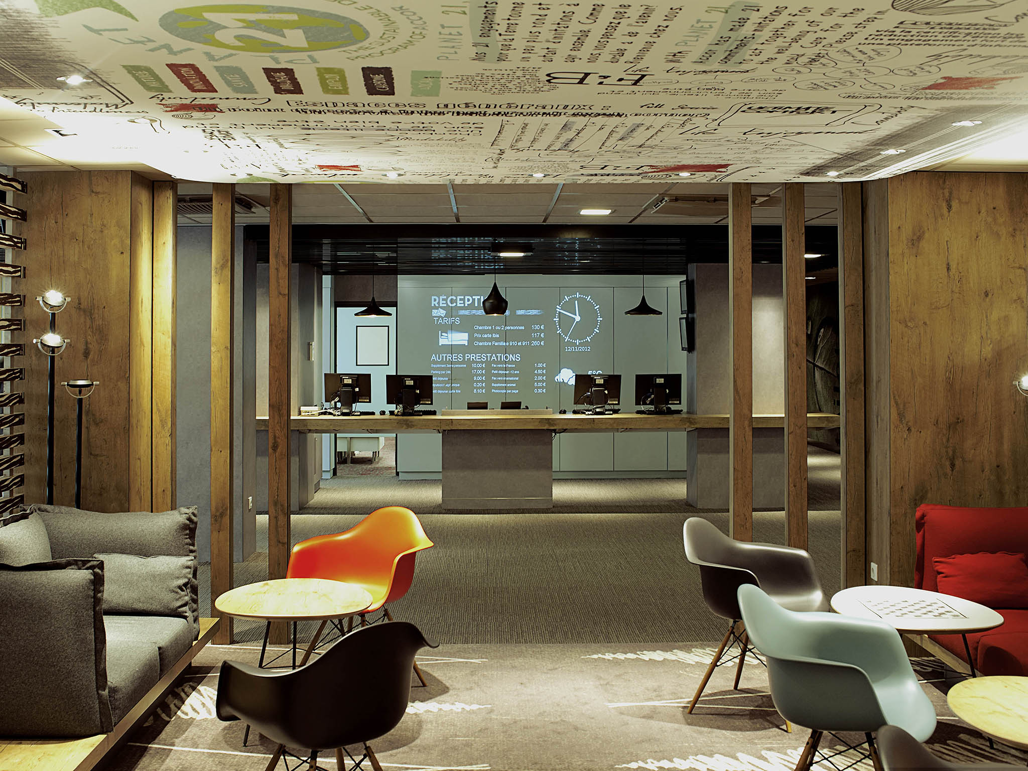 Hotel in MONTROUGE - ibis Paris Porte d\'Orleans